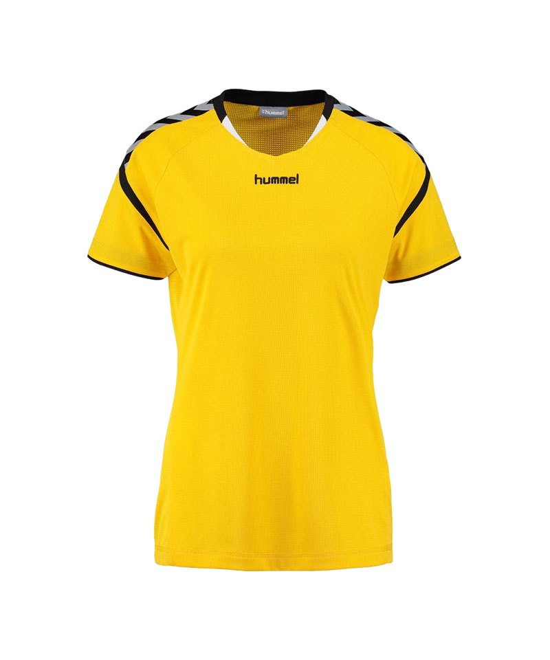 Hummel Authentic Charge SS Trikot Gelb F5007 - gelb