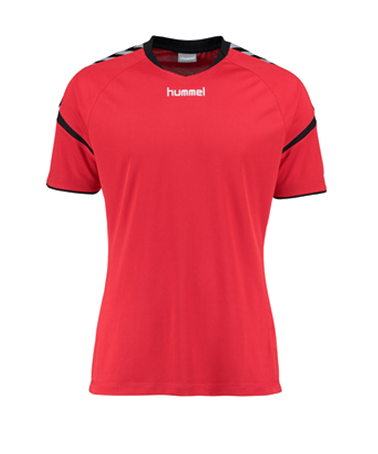 Hummel Authentic Charge SS Trikot Rot F3061 - rot