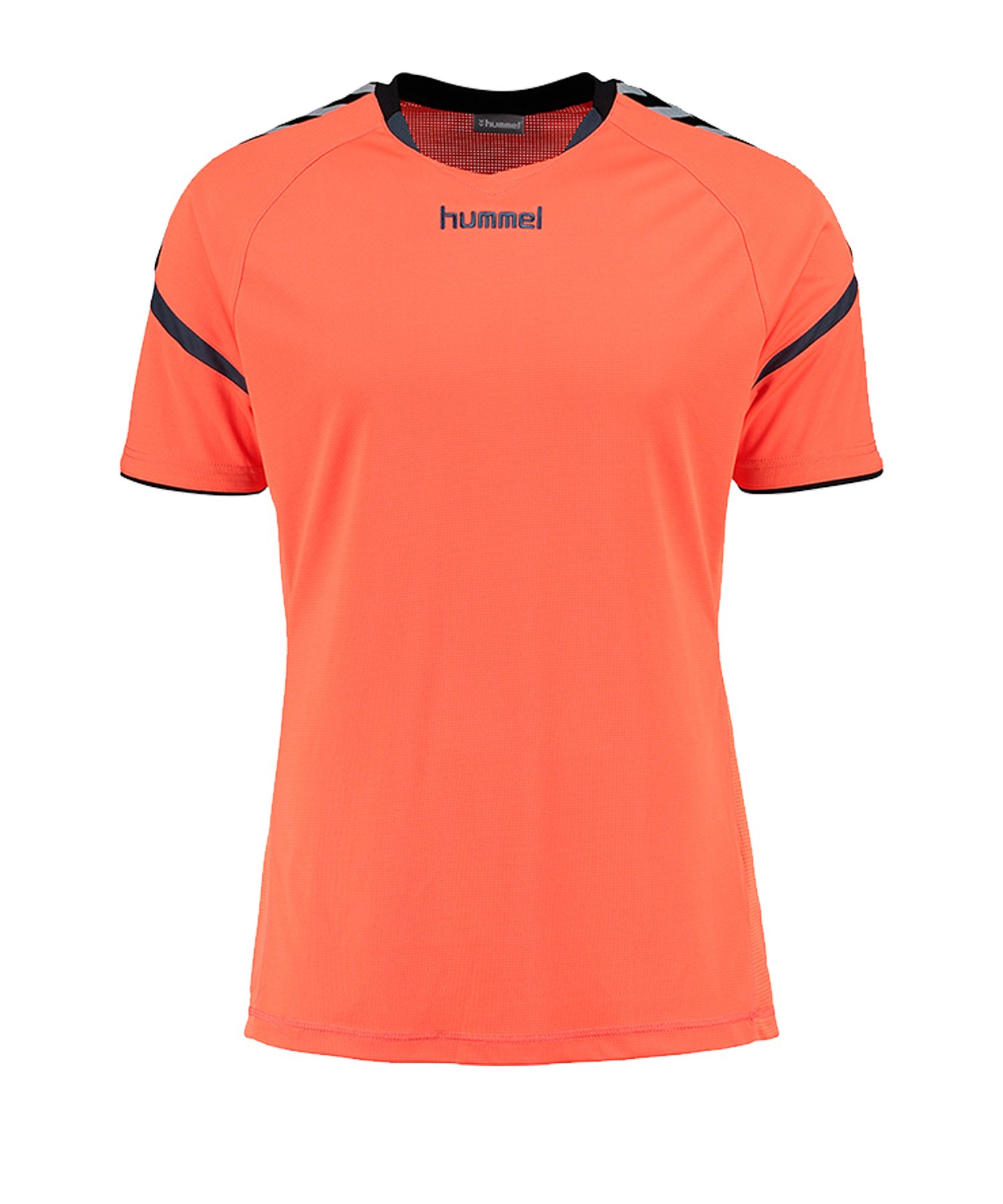 Hummel Authentic Charge Trikot kurz Orange F0369 - Orange
