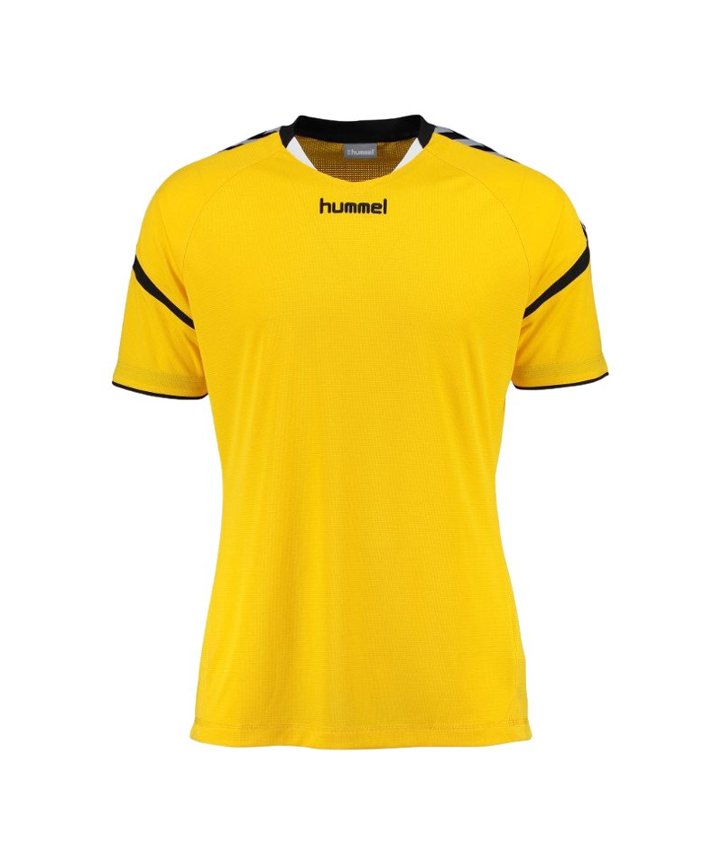 Hummel Trikot Authentic Charge SS Gelb F5001 - gelb