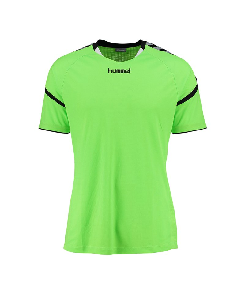 Hummel Trikot Authentic Charge SS Grün F6595 - gruen