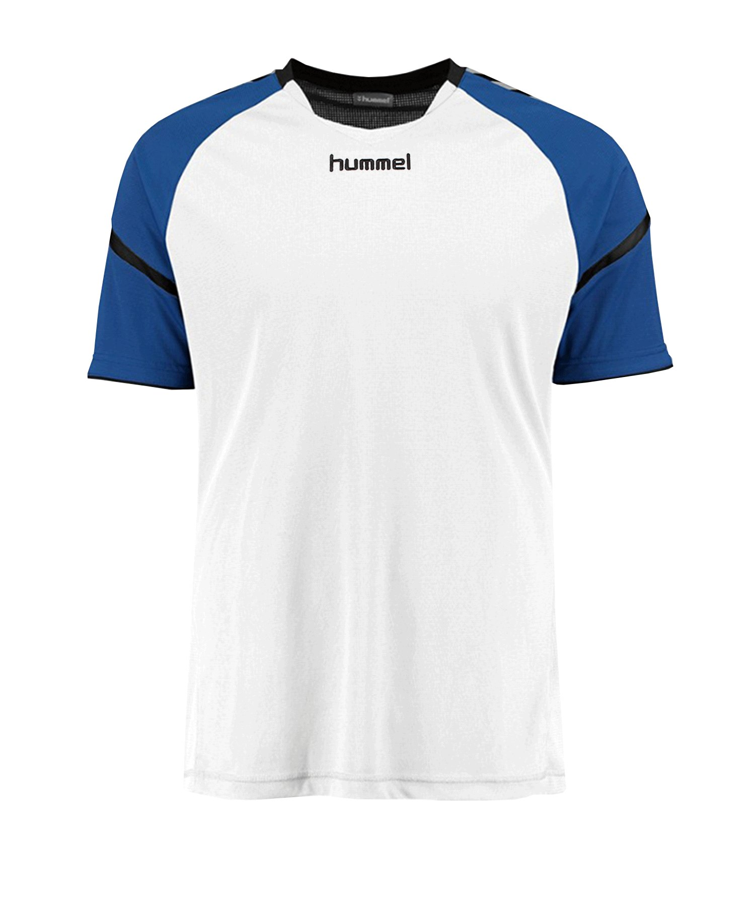 Hummel Trikot Authentic Charge SS Weiss F9368 - weiss