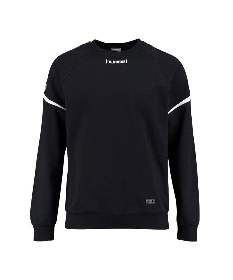 Hummel Authentic Charge Cotton Sweatshirt F2001 - schwarz