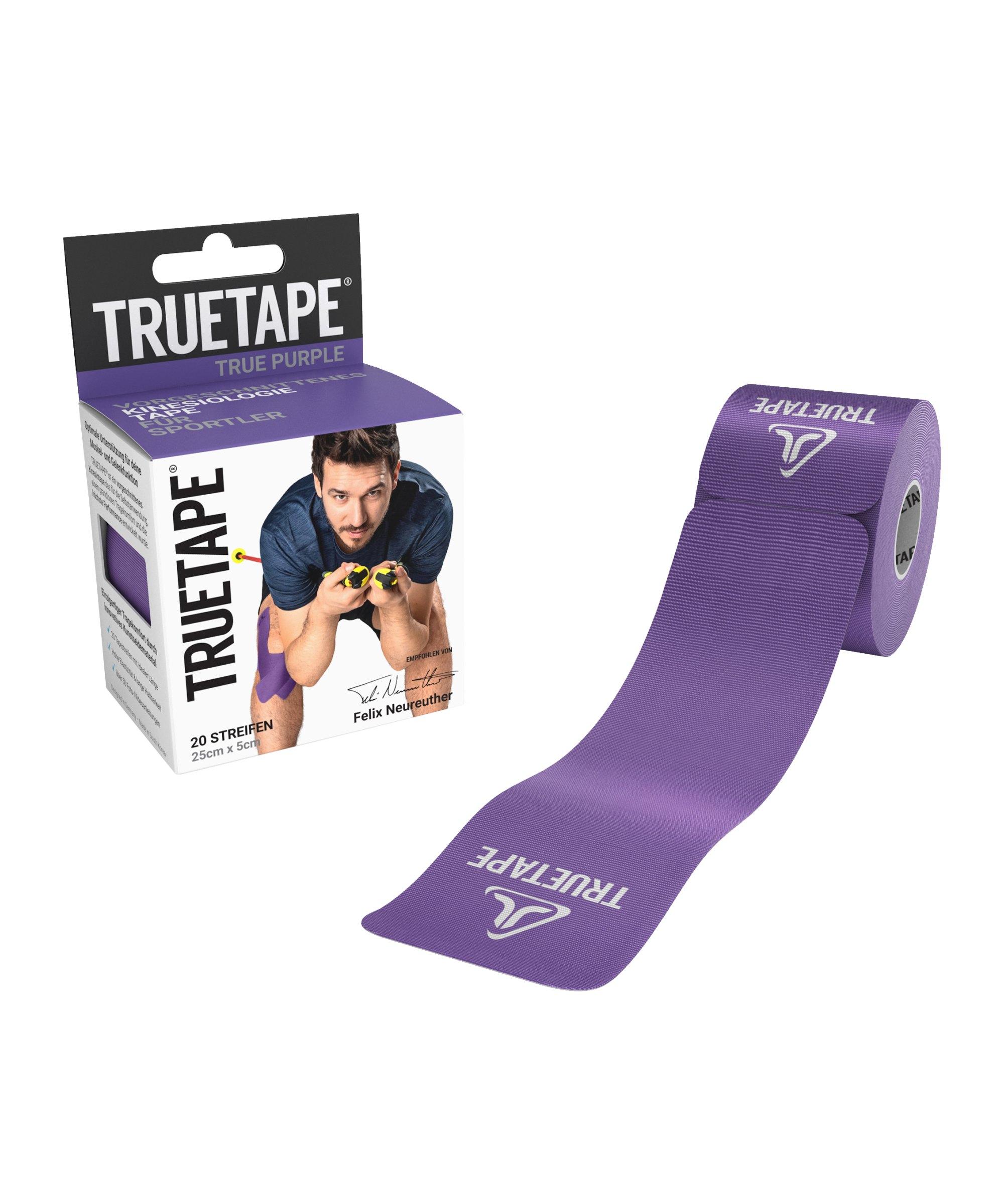 Truetape Athlete Edition True Tape Lila - lila