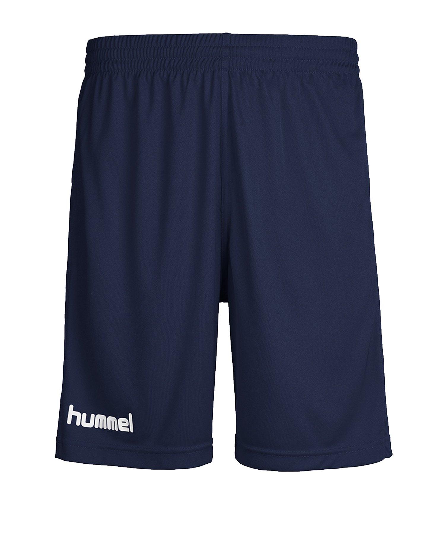 Hummel Core Short Dunkelblau F7027 - blau
