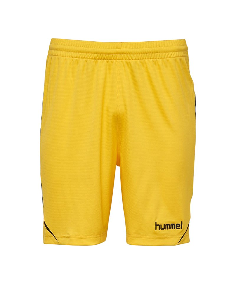 Hummel Shorts Authentic Charge Poly Gelb F5001 - gelb