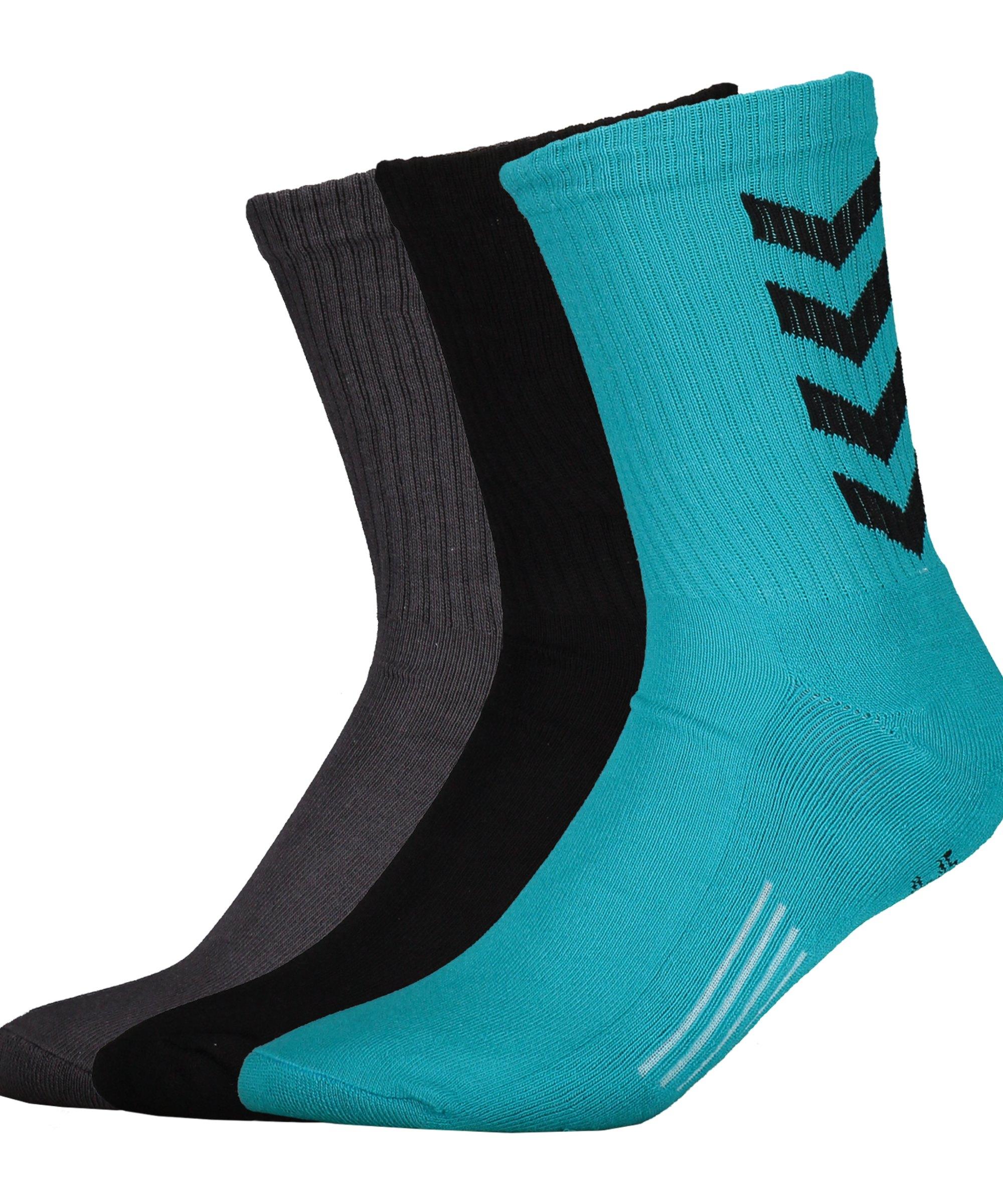 Hummel Fundamental 3-Pack Socken F3099 - blau