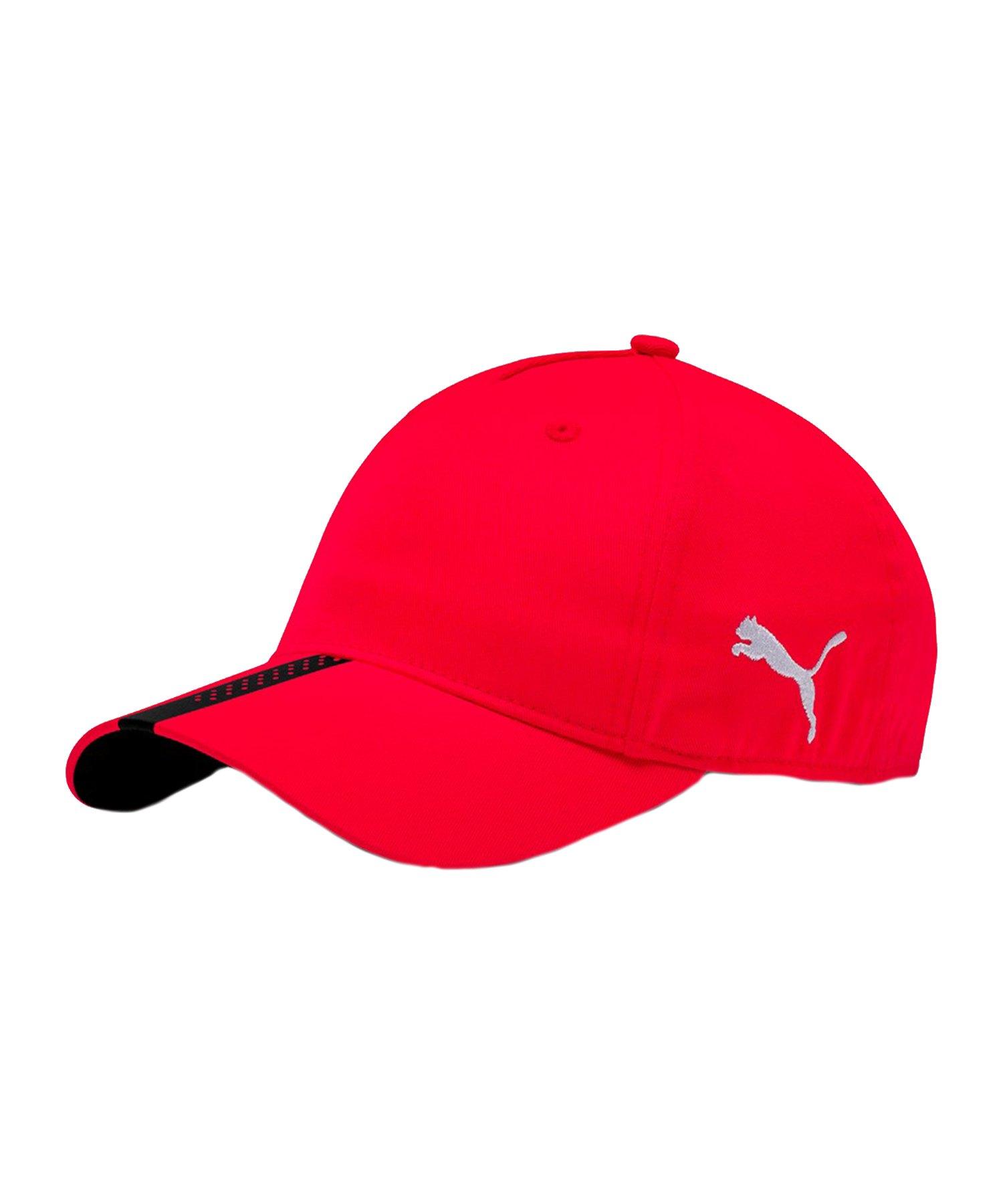 PUMA LIGA Cap Mütze Rot Schwarz F01 - Rot
