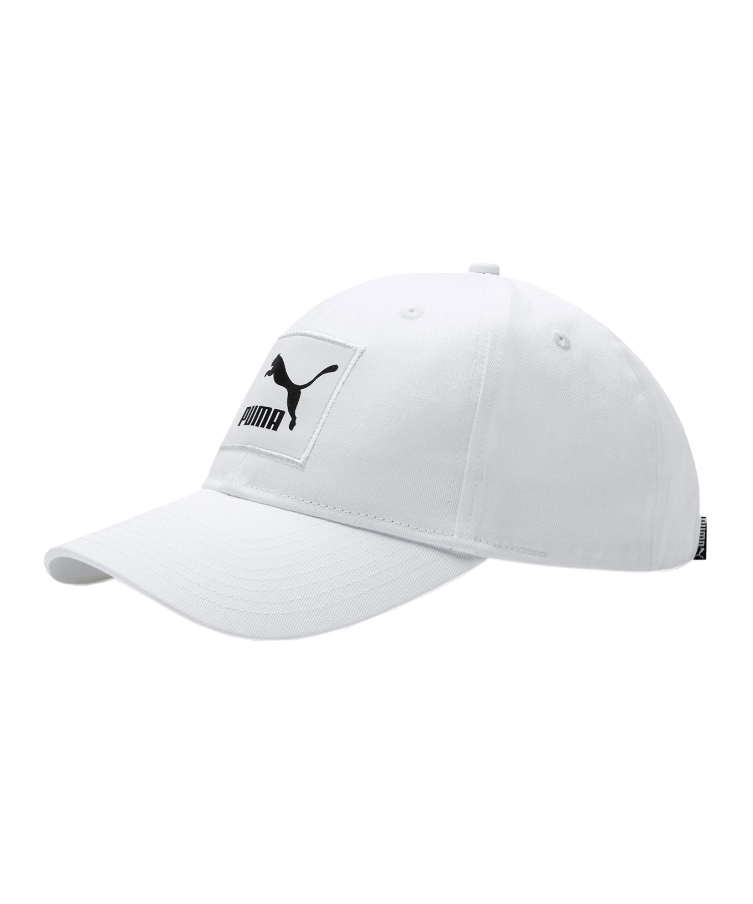 PUMA Archive Logo Label Cap Weiss F03 - weiss