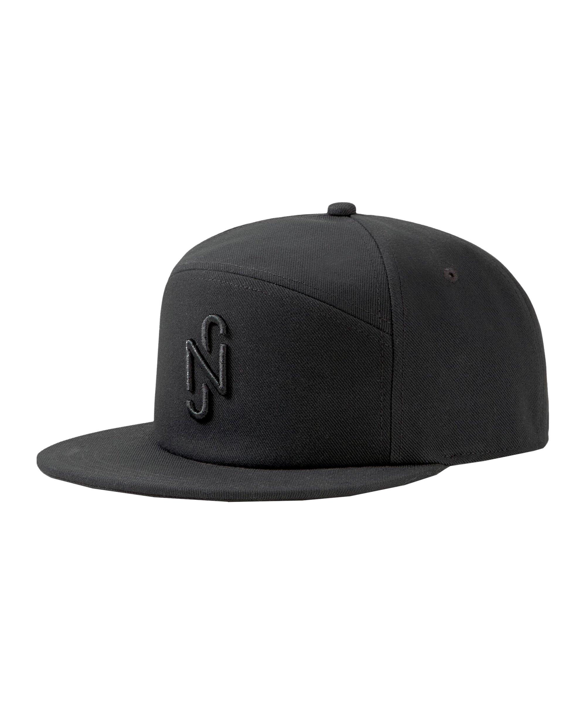 PUMA NJR Cap Schwarz F01 - schwarz