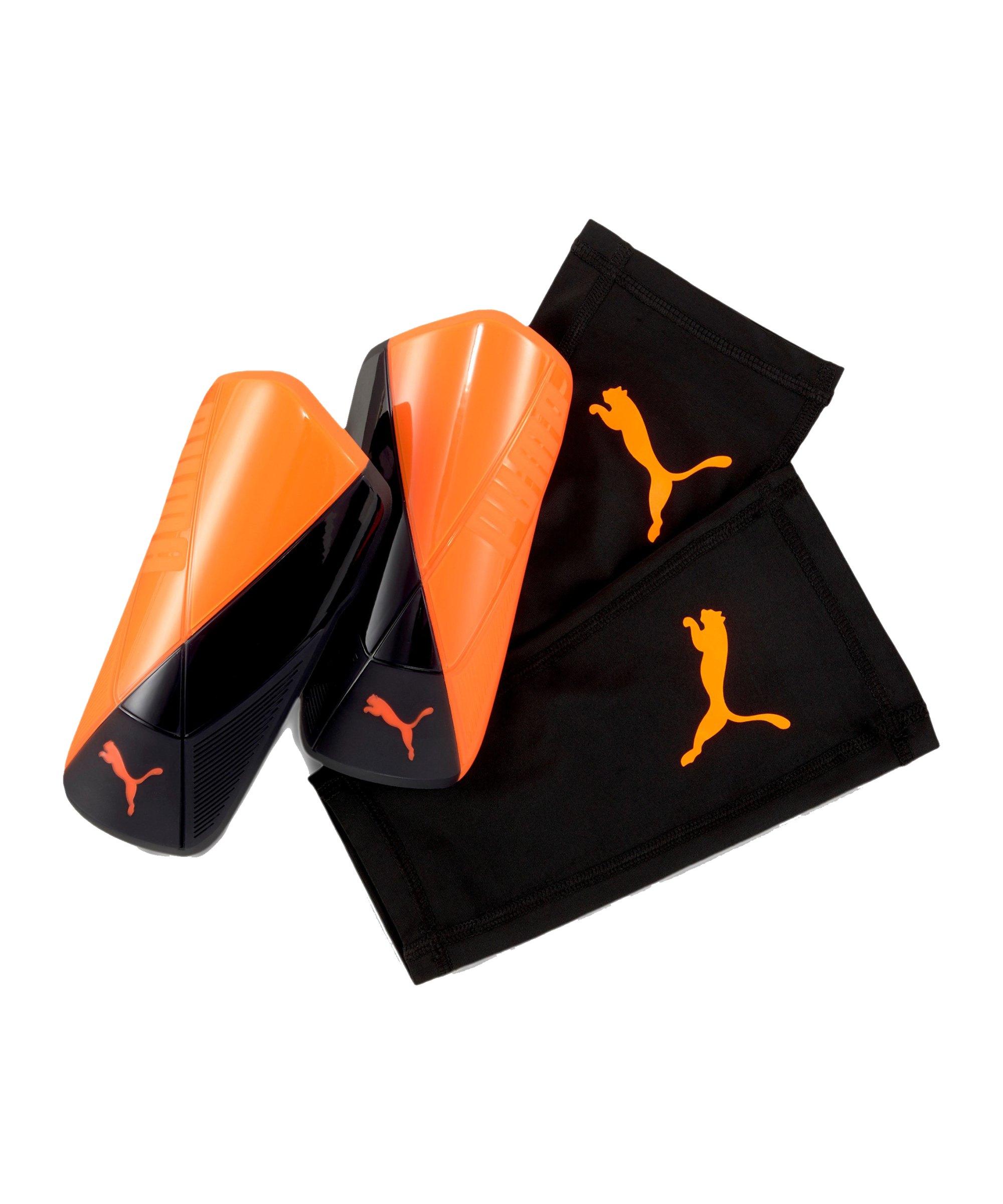 PUMA ftblNXT ST Chasing Adrenalin Schienbeinschoner Orange F06 - orange