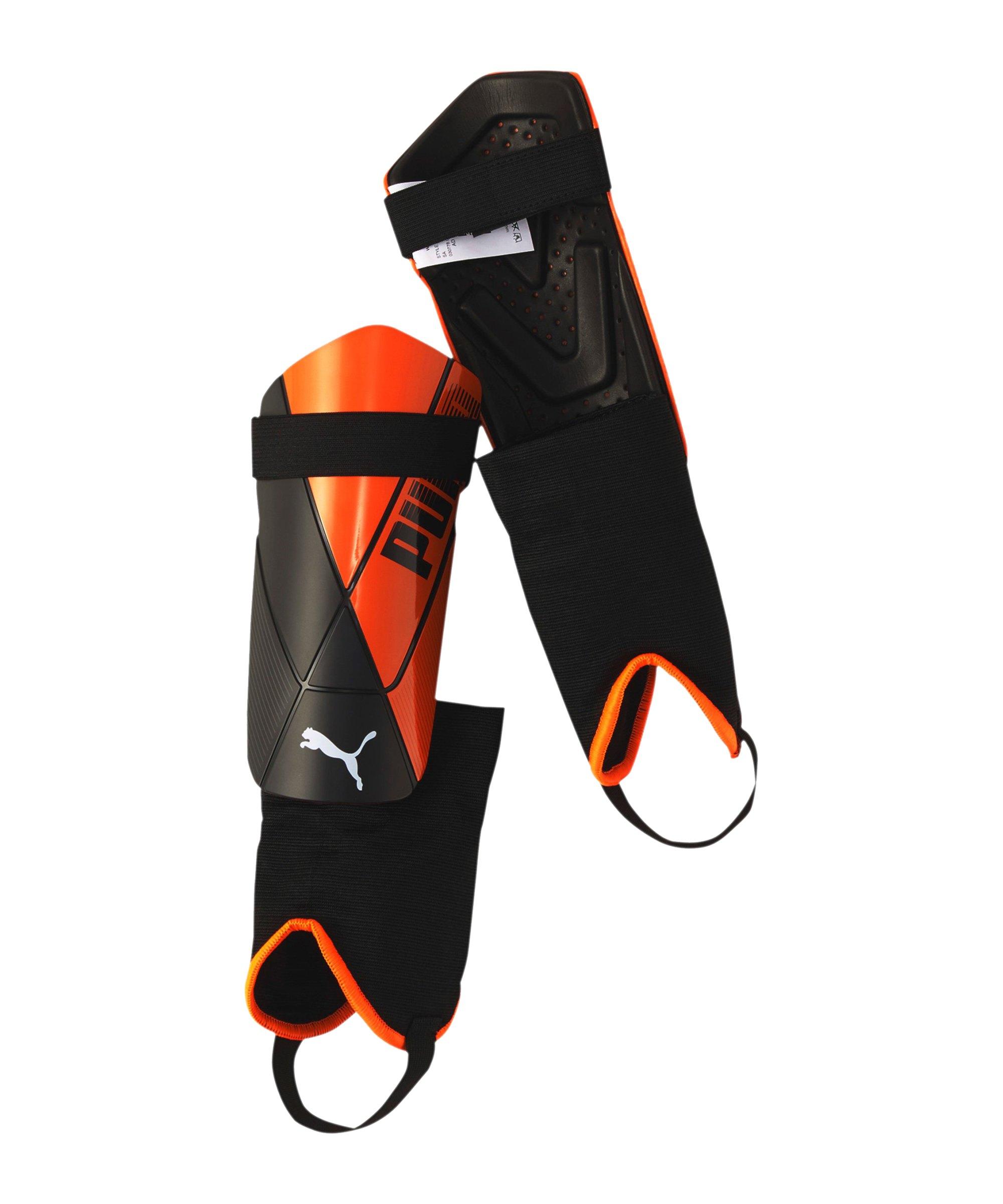 PUMA ftblNXT PRO Flex Chasing Adrenalin Schienbeinschoner Orange F06 - orange