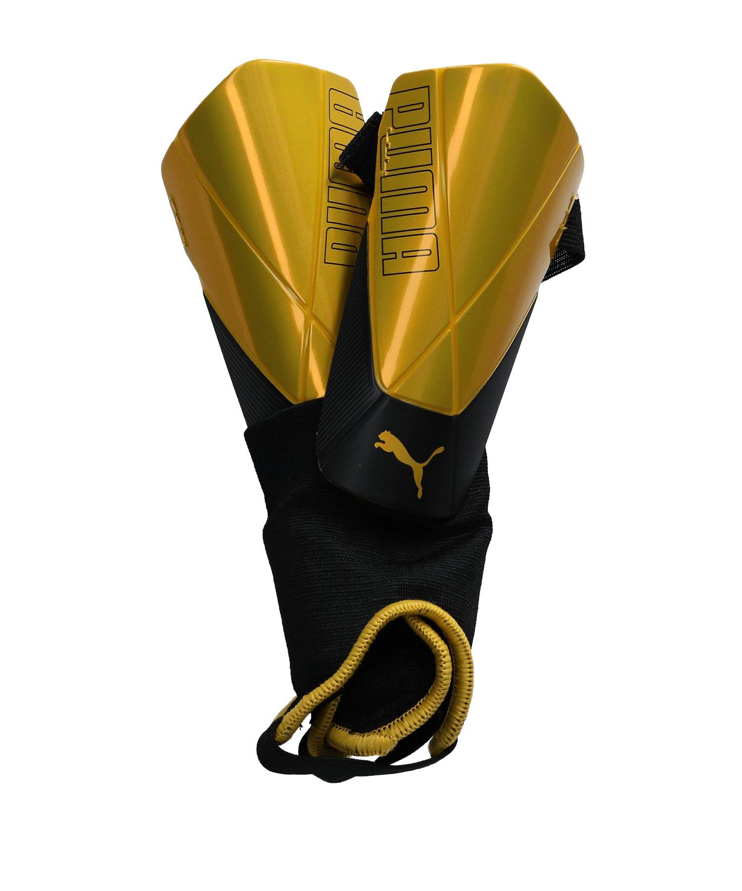PUMA ftblNXT PRO Flex Schienbeinschoner Gelb F02 - gelb