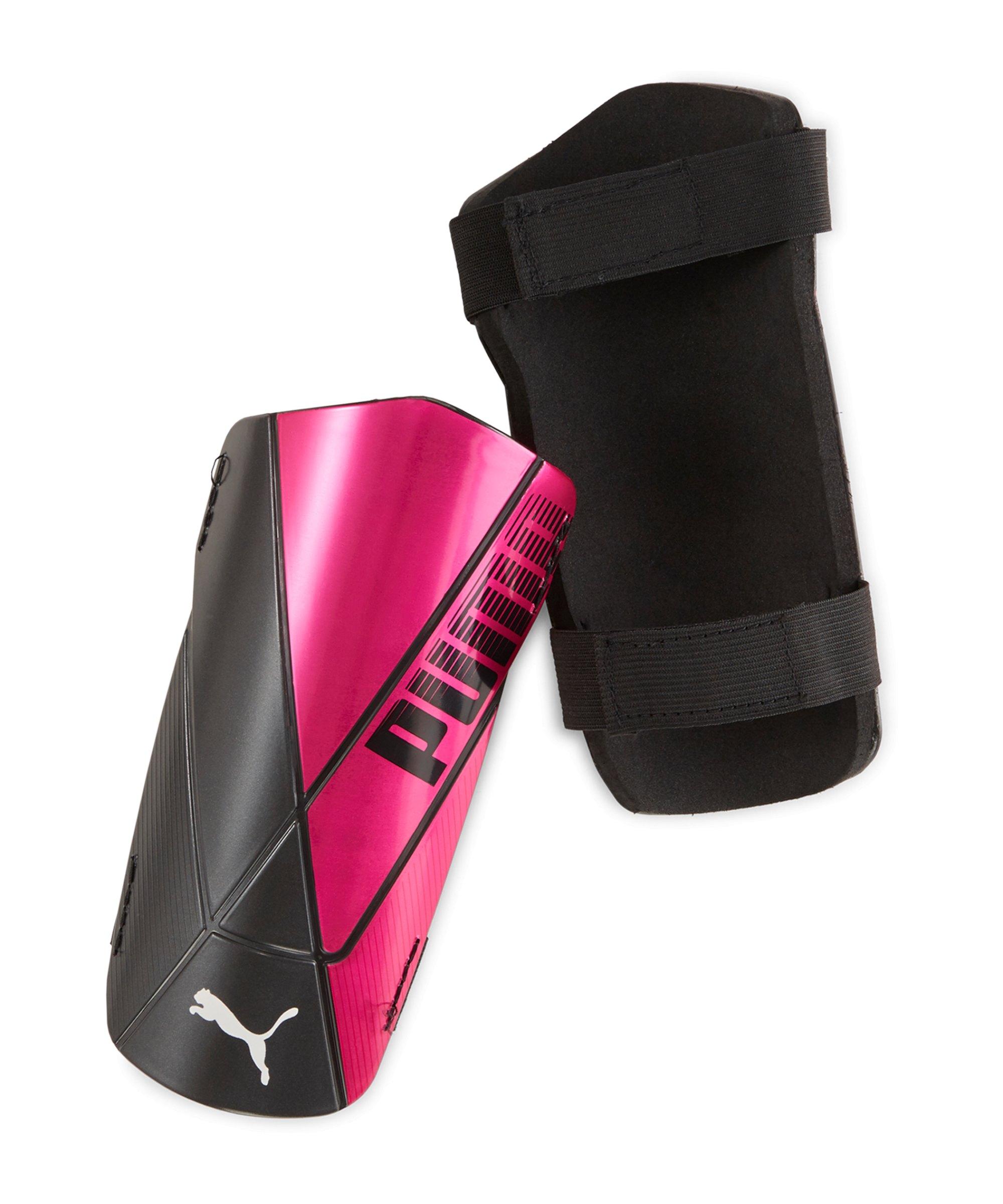 PUMA ftblNXT Team Turbo Schienbeinschoner Pink F07 - pink