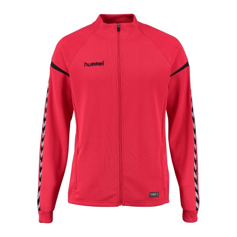 Hummel Zip-Jacke Authentic Charge Rot F3062 - rot
