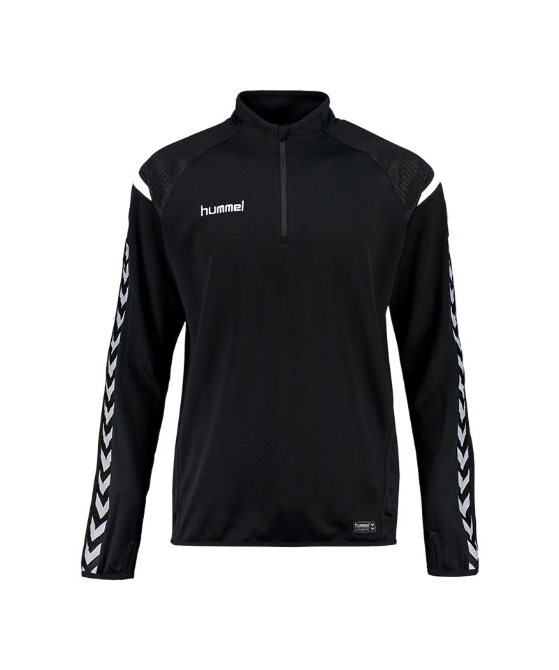 Hummel Sweatshirt Authentic Charge Schwarz F2001 - schwarz
