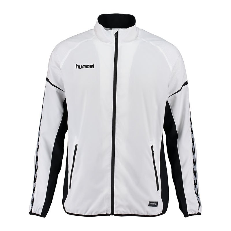 Hummel Jacke Authentic Charge Micro Weiss F9001 - weiss