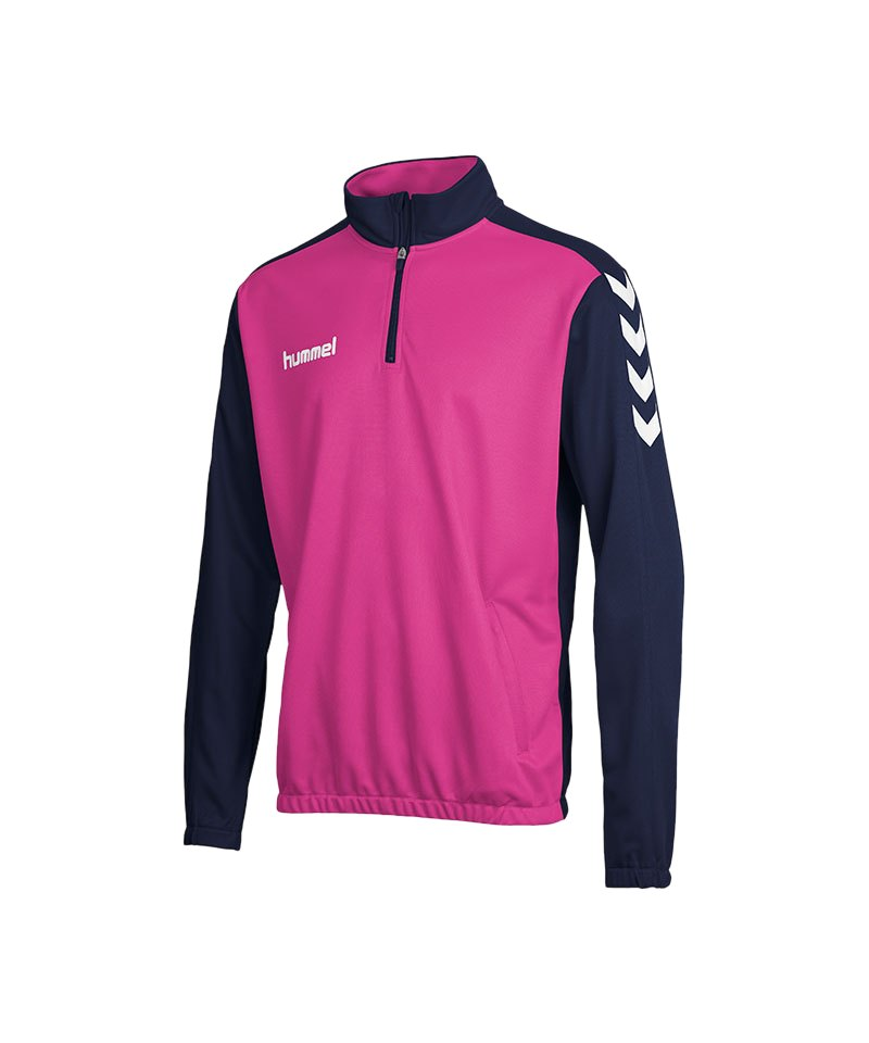 Hummel Trainingstop Core 1/2 Zip Pink F8623 - pink