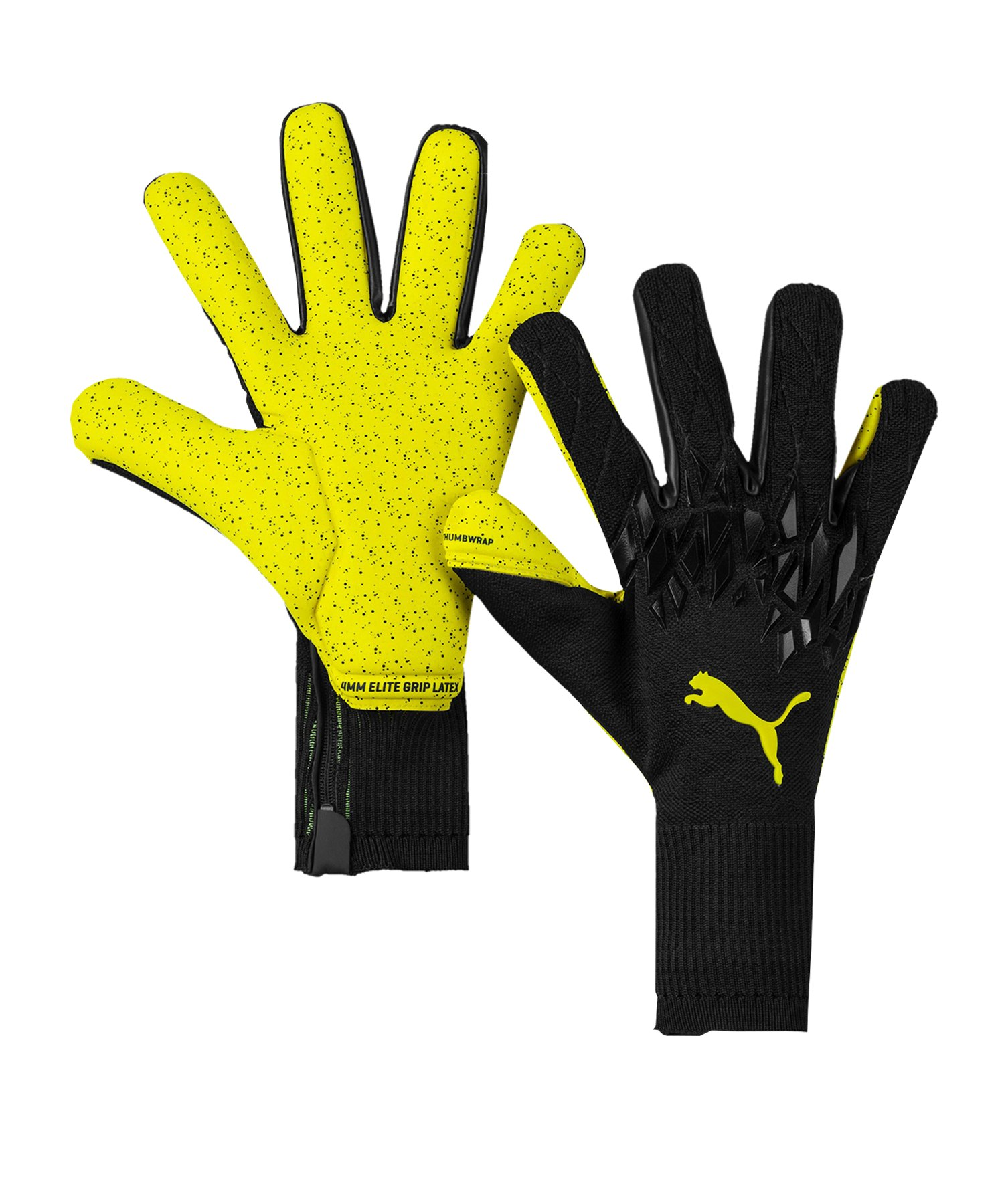 PUMA FUTURE Grip 19.1 TW-Handschuh Schwarz F05 - Schwarz