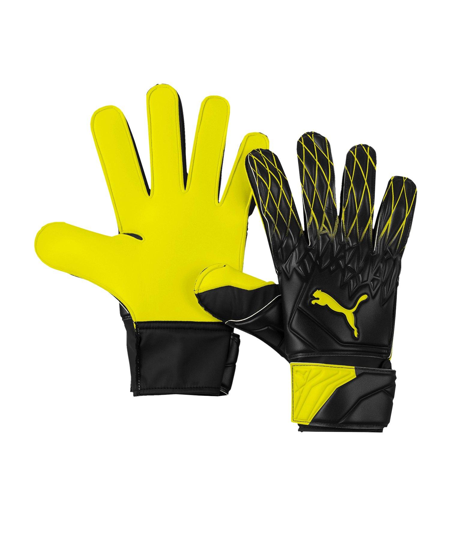 PUMA FUTURE Grip 19.4 TW-Handschuh Schwarz F05 - Schwarz