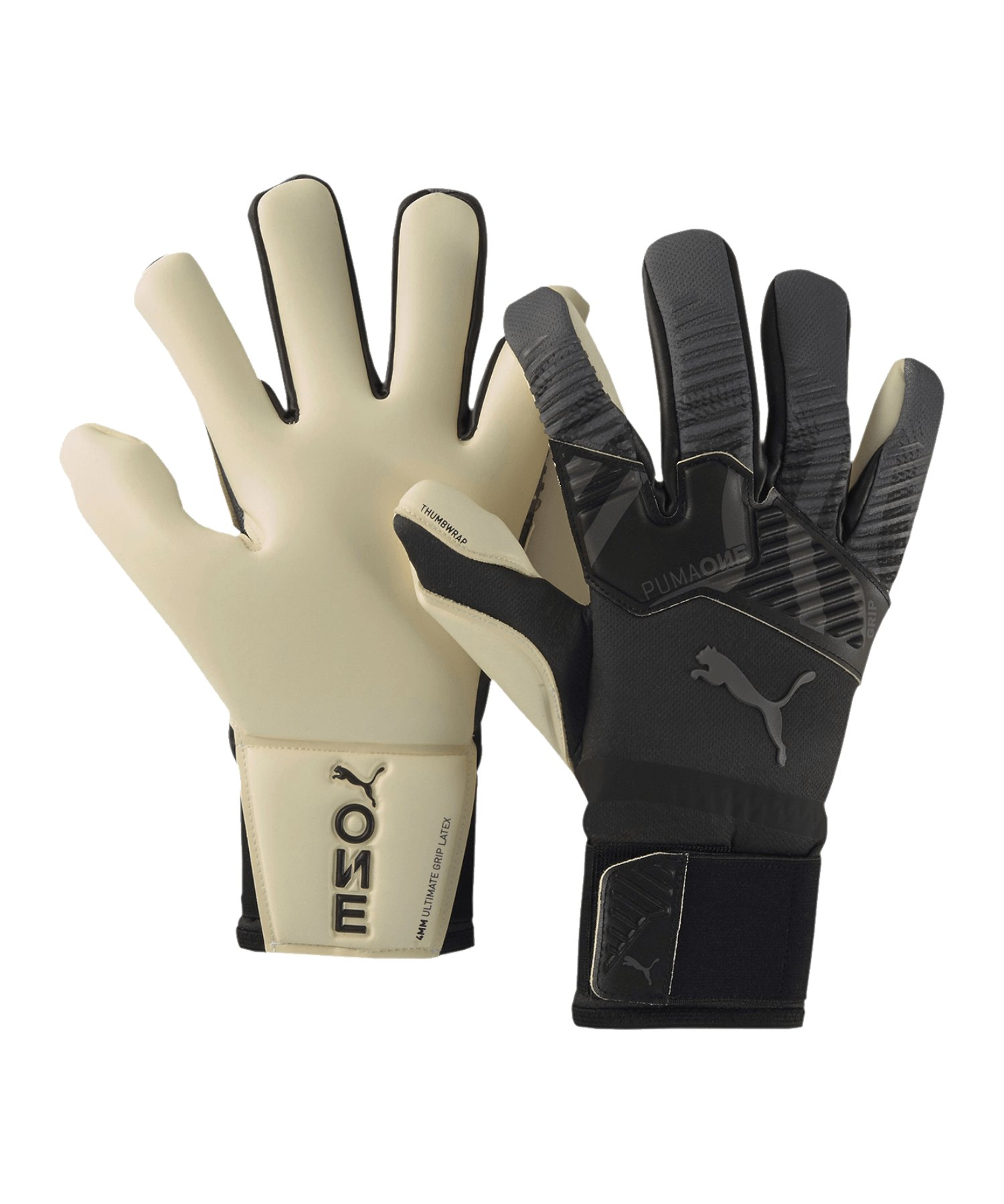 PUMA One Grip 1 Hybrid Pro TW-Handschuh F03 - schwarz