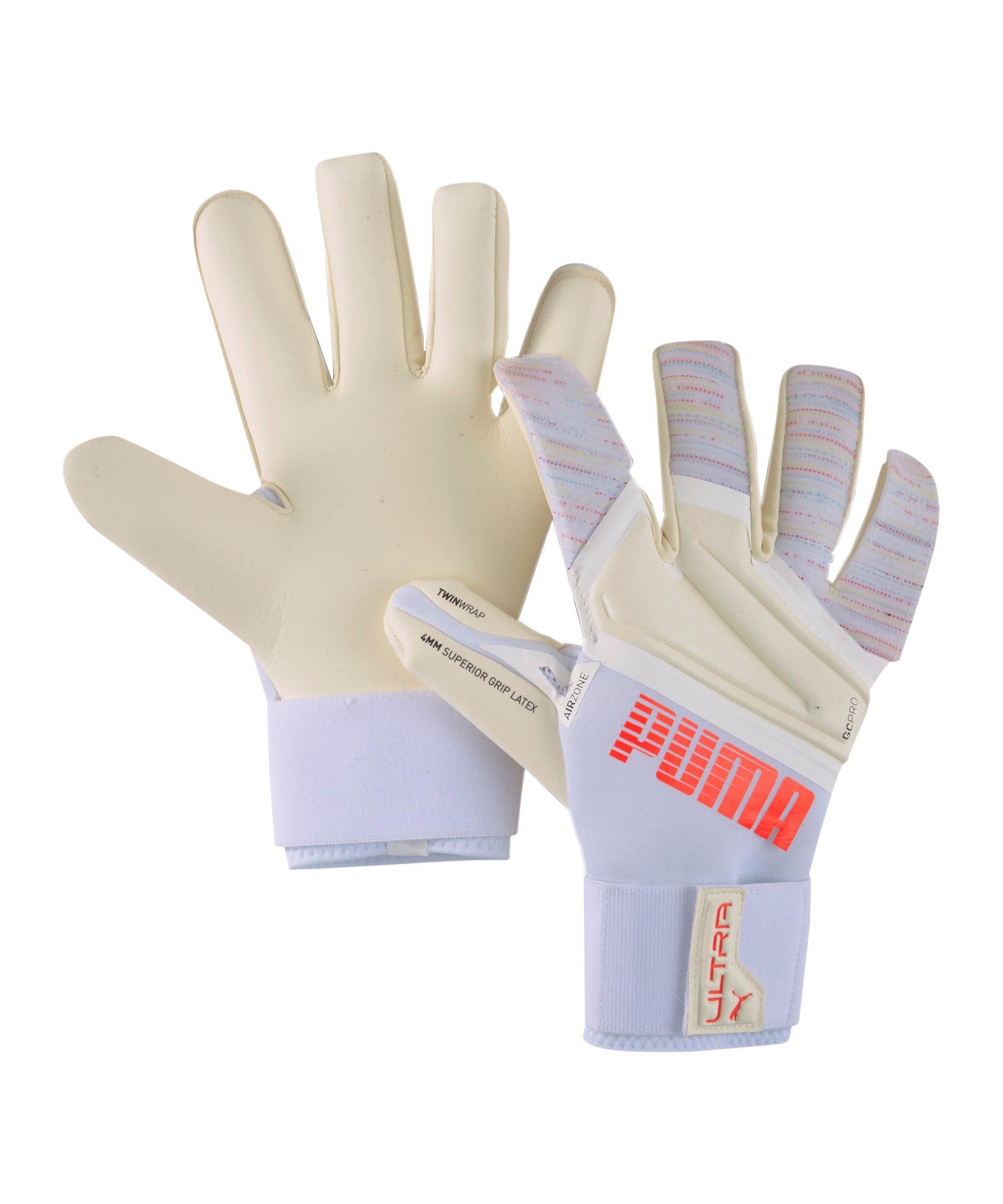 PUMA ULTRA Spectra Grip Hybrid Pro TW-Handschuh Rot F09 - rot