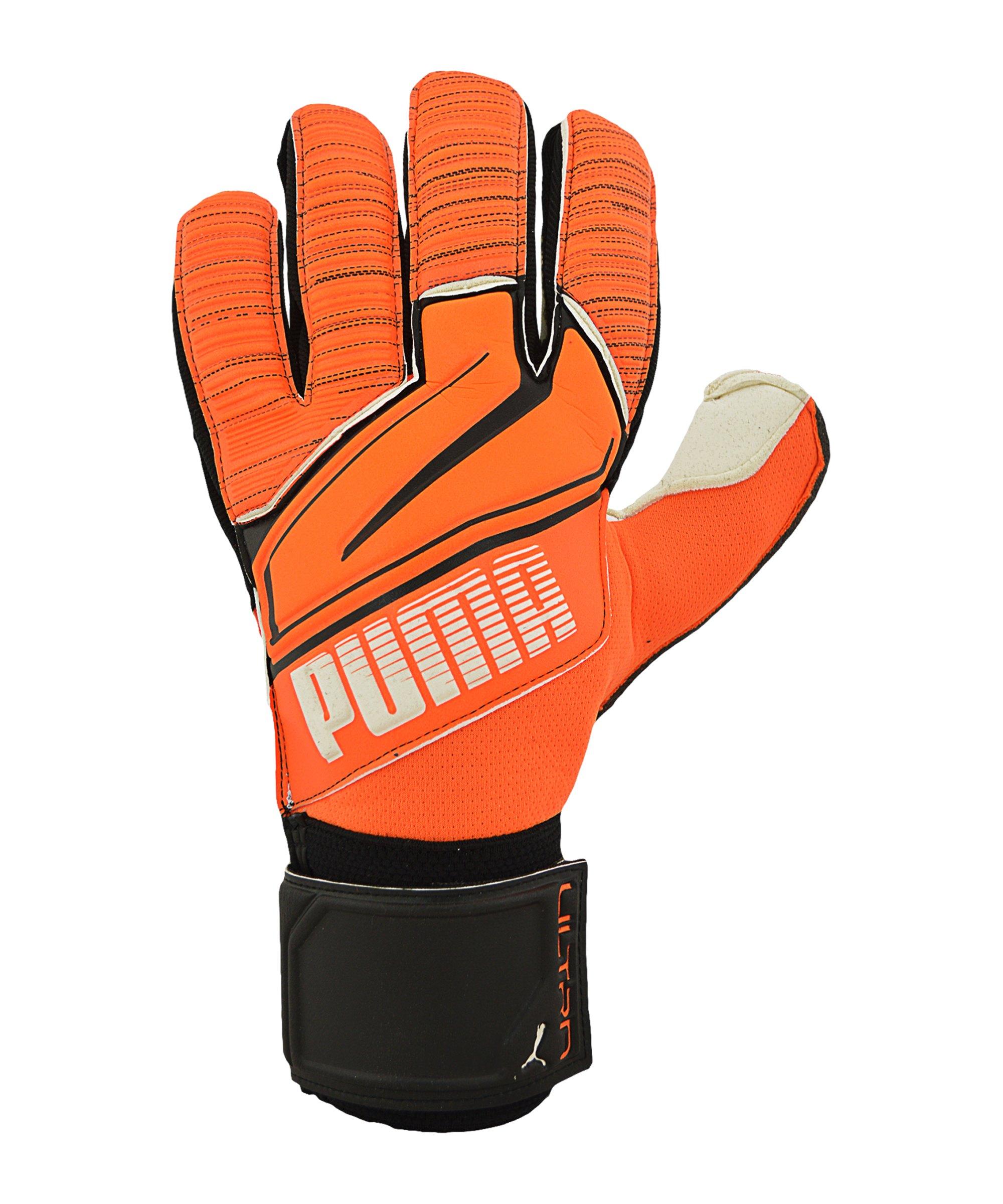 PUMA ULTRA Grip 1 RC Torwarthandschuh Orange F01 - orange