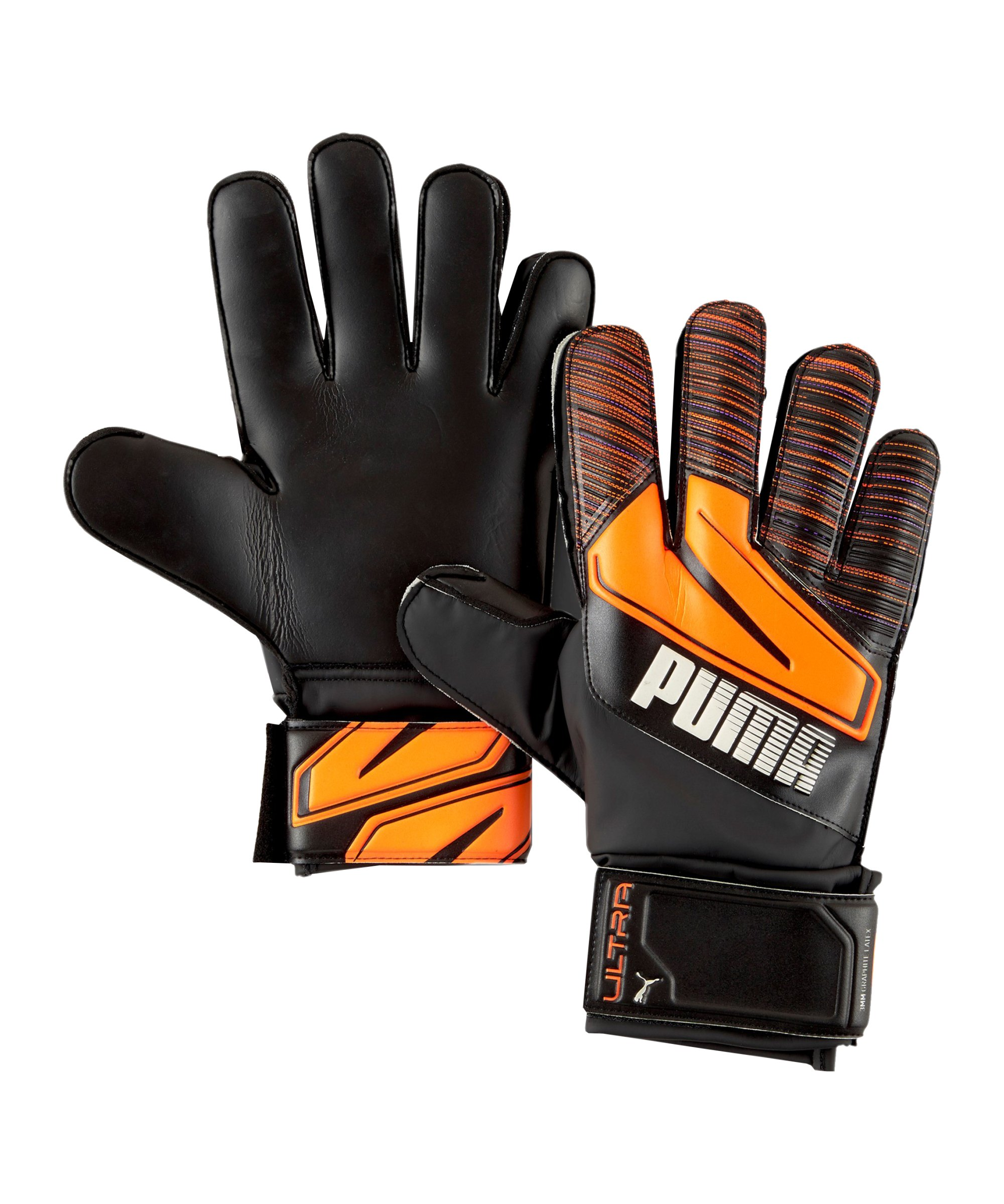 PUMA ULTRA Protect 3 RC Torwarthandschuh F01 - orange