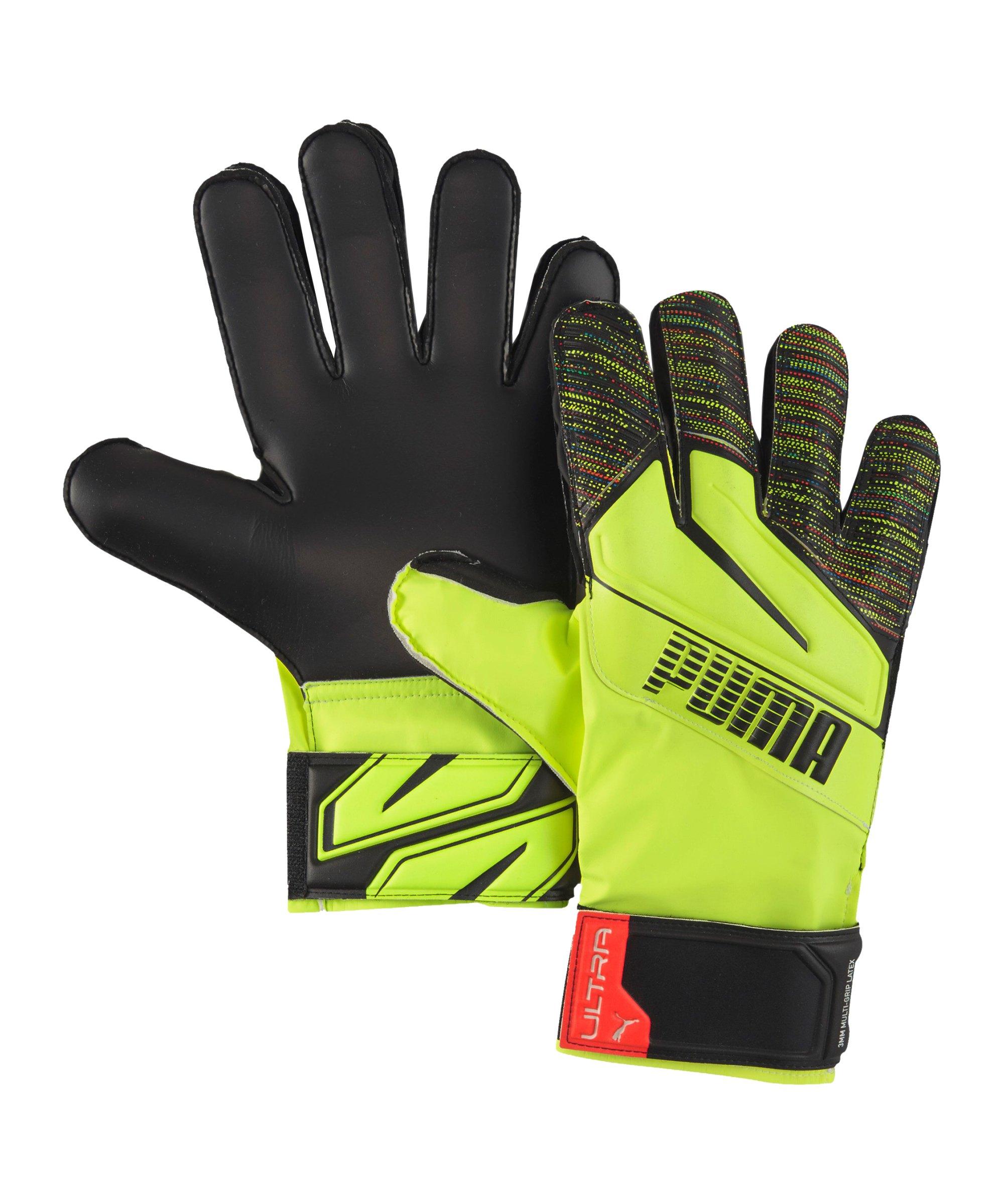 PUMA ULTRA Protect 3 RC TW-Handschuh Gelb F02 - gelb