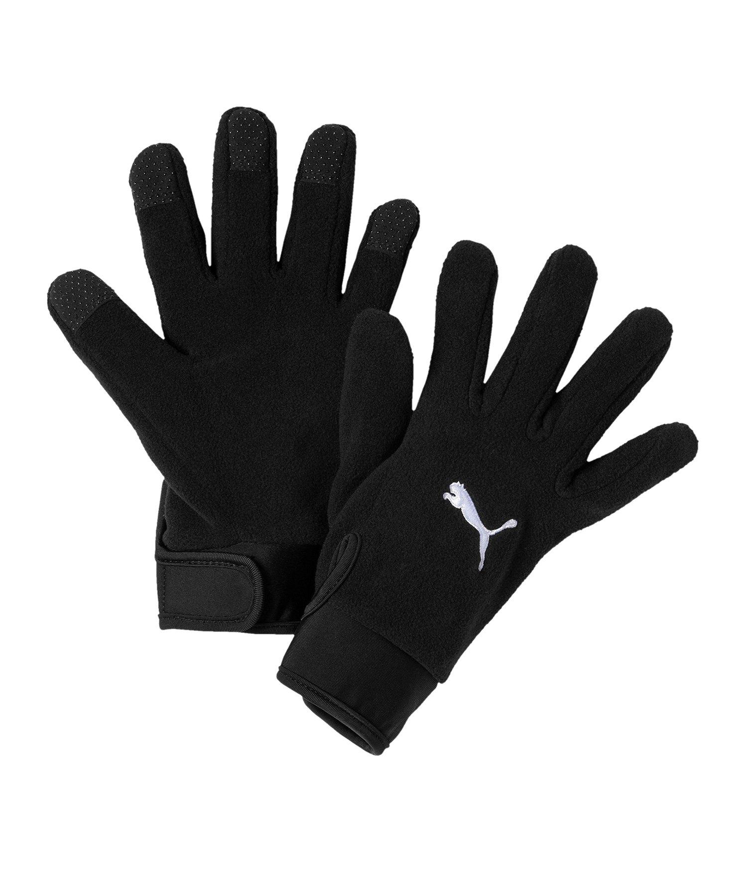 PUMA teamLIGA 21 Gloves Handschuhe Schwarz F01 - schwarz
