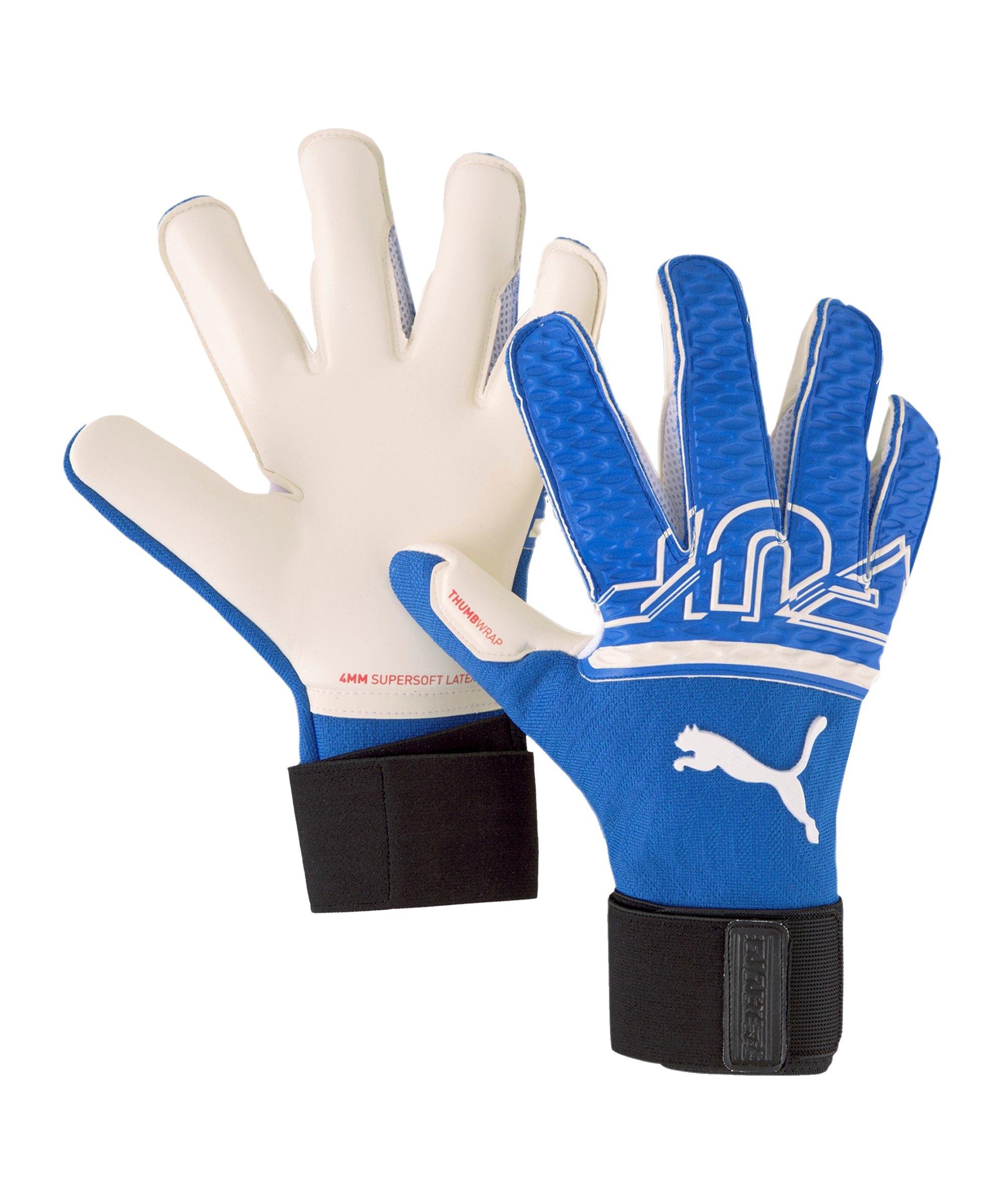 PUMA FUTURE Z Grip 2 SGC Faster Football TW-Handschuh Blau F04 - blau