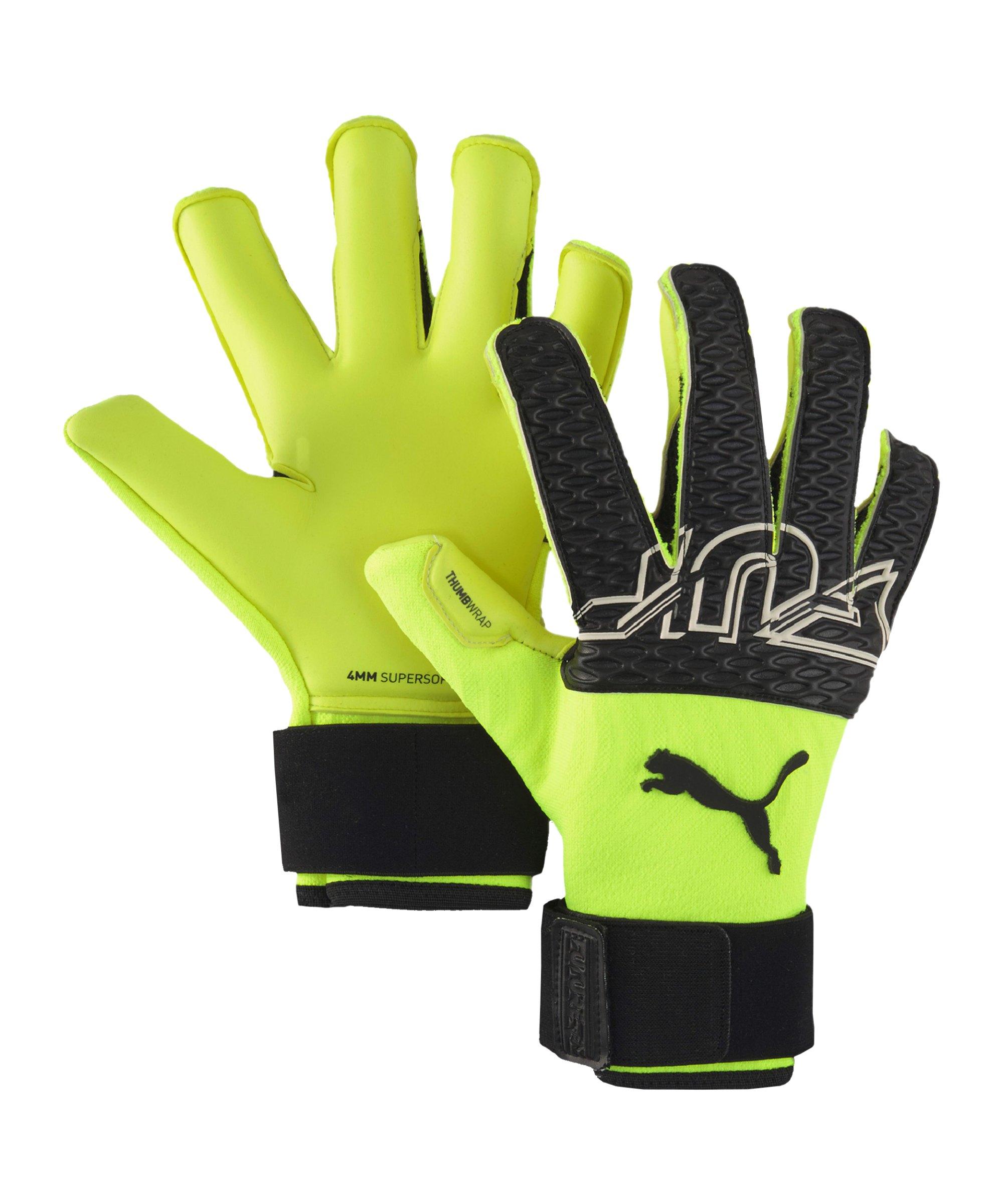 PUMA FUTURE Z Grip 2 SGC TW-Handschuh Gelb F01 - gelb