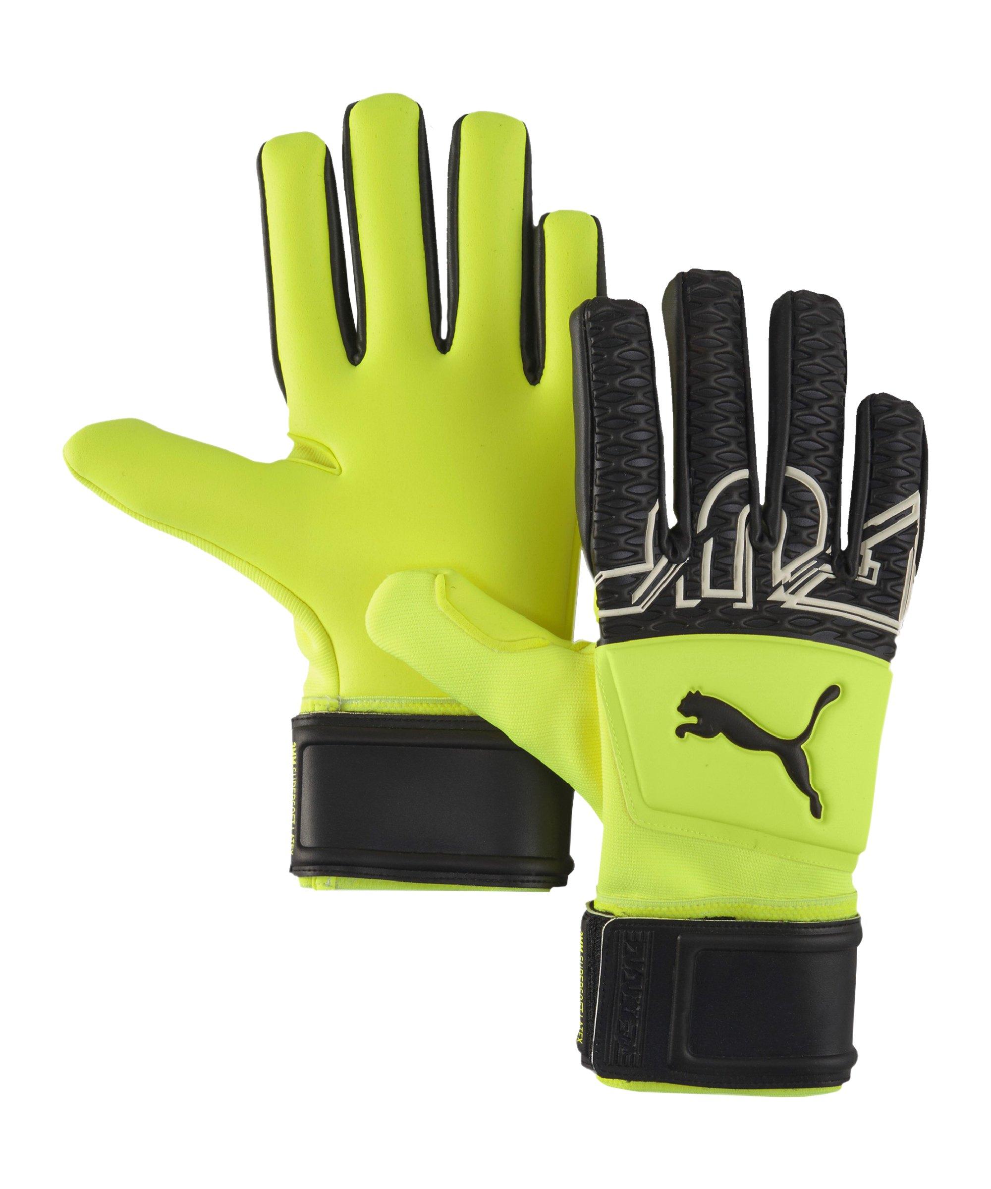 PUMA FUTURE Z Grip 3 NC TW-Handschuh Gelb F01 - gelb
