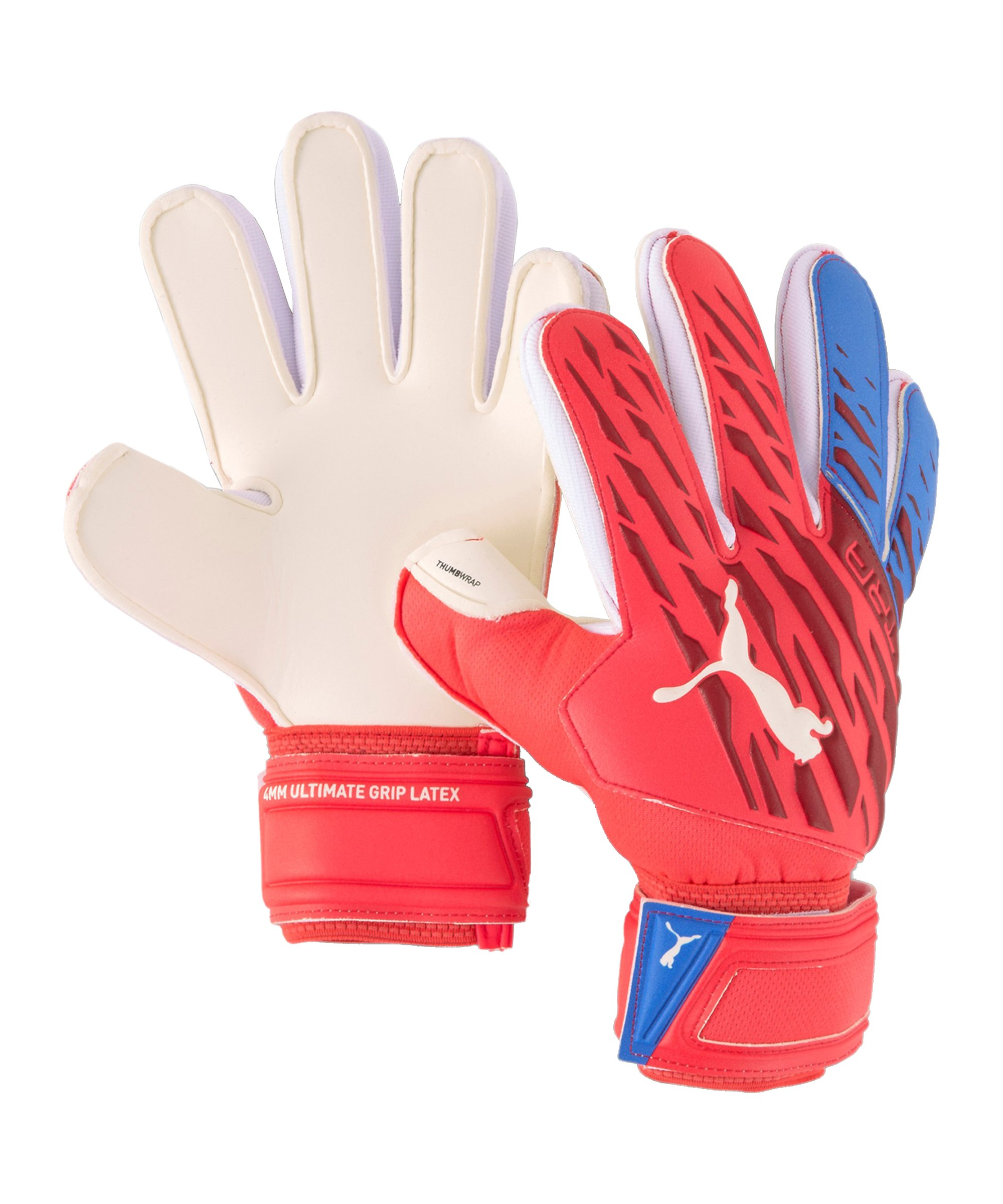 PUMA ULTRA Grip 1 RC Faster Football TW-Handschuh Kids Rot F01 - rot