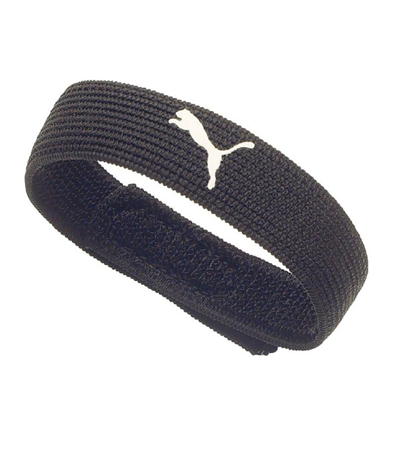 PUMA Stutzenhalter Sock Stoppers Thin Schwarz F02 - schwarz