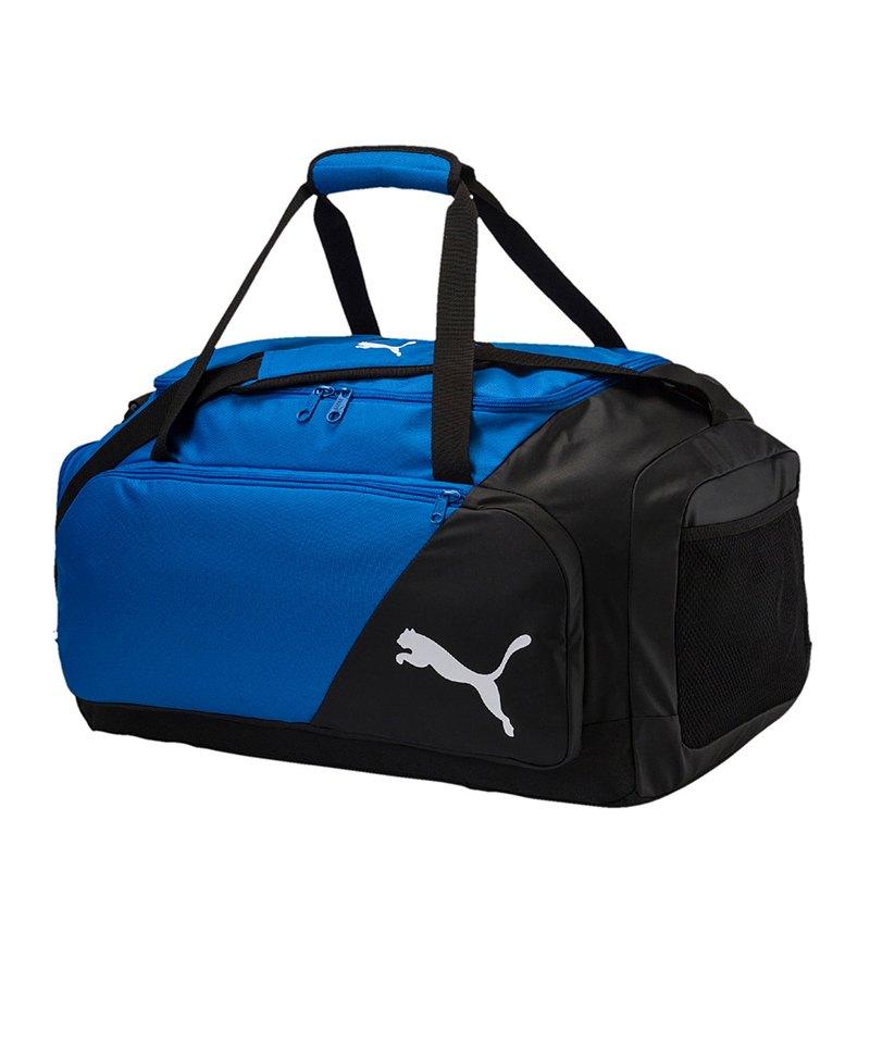 PUMA LIGA Medium Bag Tasche Blau Schwarz F03 - blau