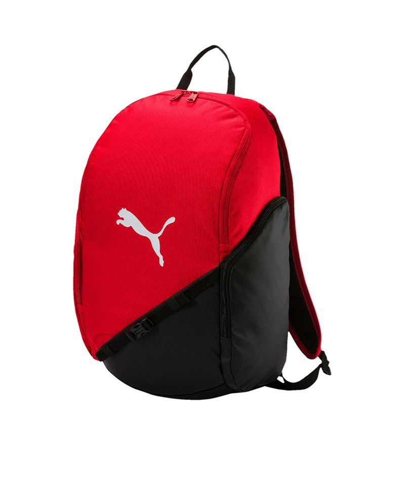 PUMA LIGA Backpack Rucksack Rot Schwarz F02 - rot