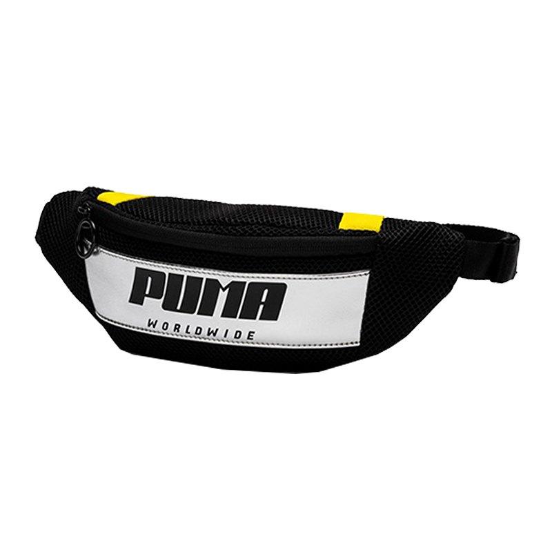 PUMA Prime Street Waistbag Schwarz F01 - schwarz