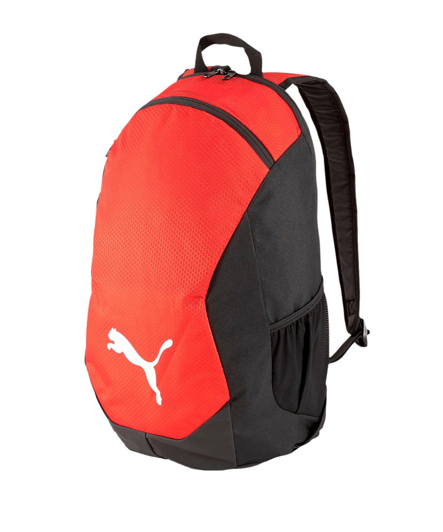 PUMA teamFINAL 21 Backpack Rucksack Rot F01 - rot