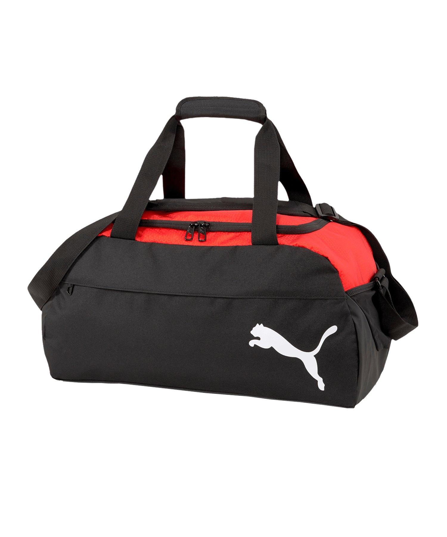 PUMA teamFINAL 21 Teambag Sporttasche Gr. S F01 - rot