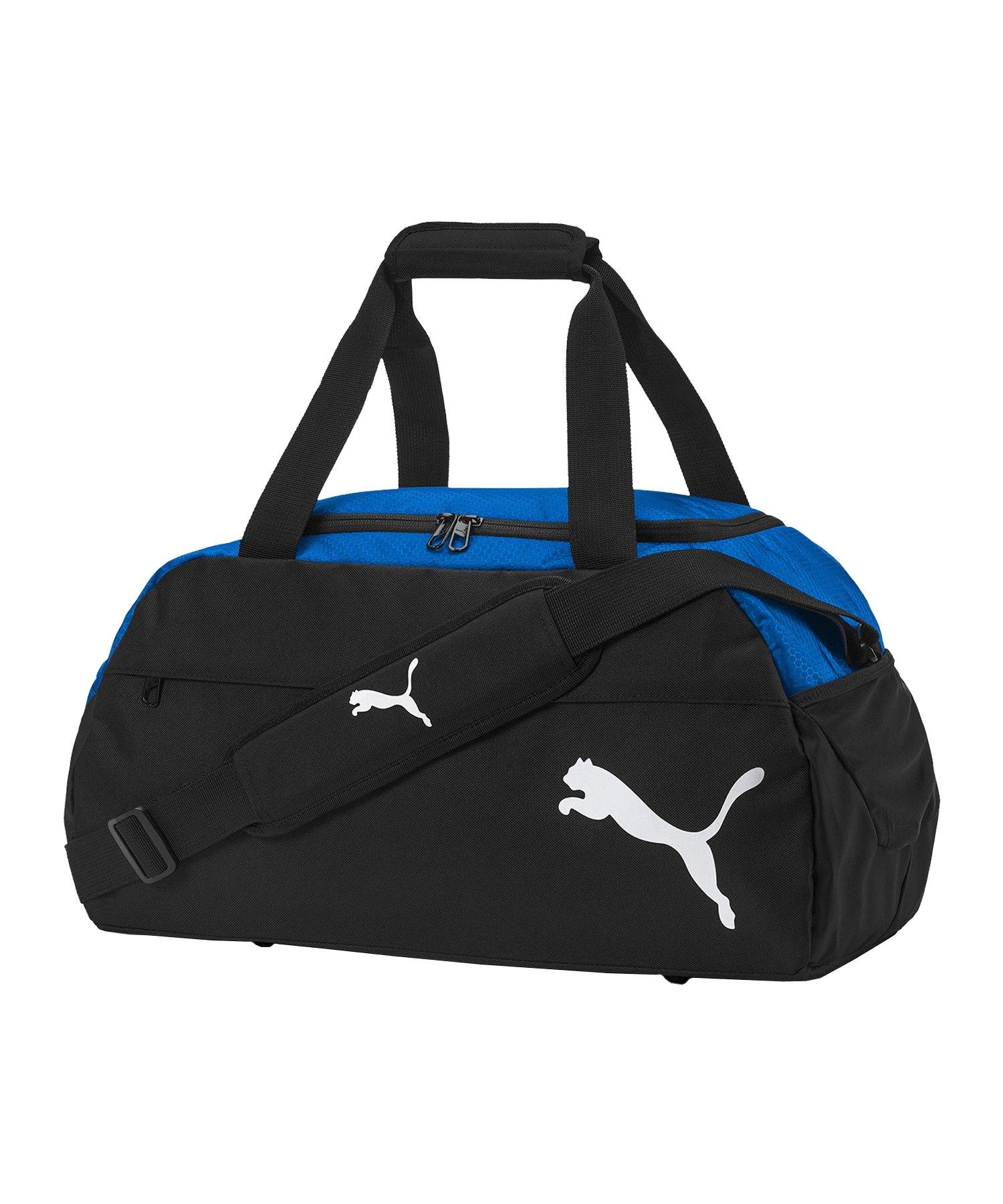 PUMA teamFINAL 21 Teambag Sporttasche Gr. S F02 - blau