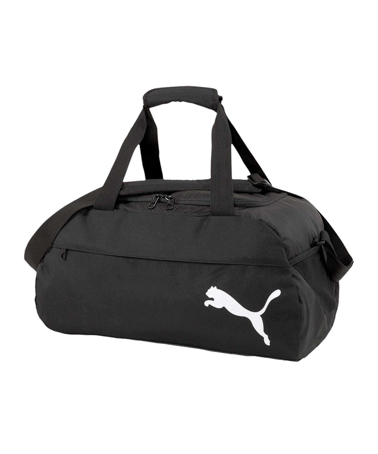 PUMA teamFINAL 21 Teambag Sporttasche Gr. S F03 - schwarz
