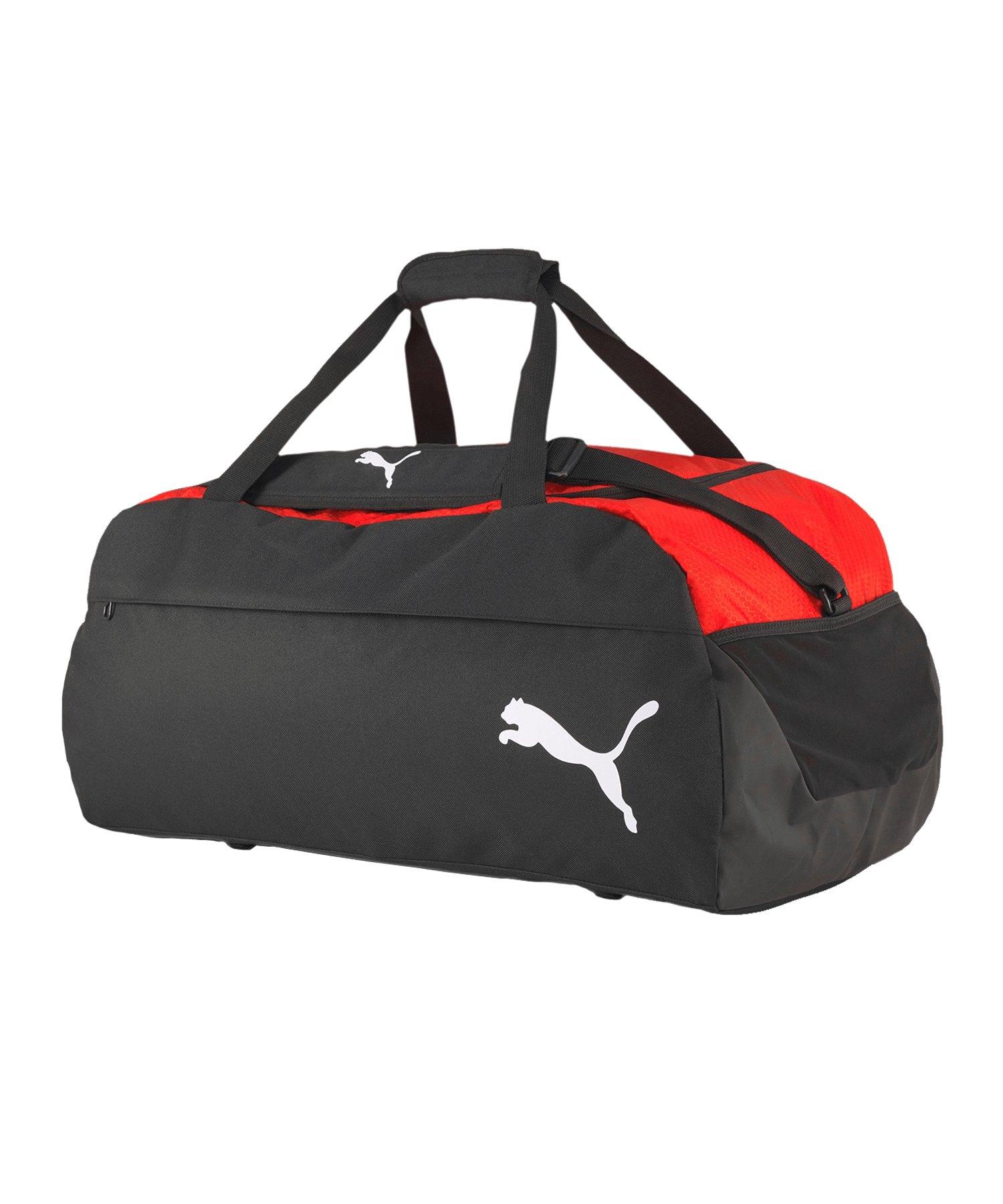 PUMA teamFINAL 21 Teambag Sporttasche Gr. M F01 - rot