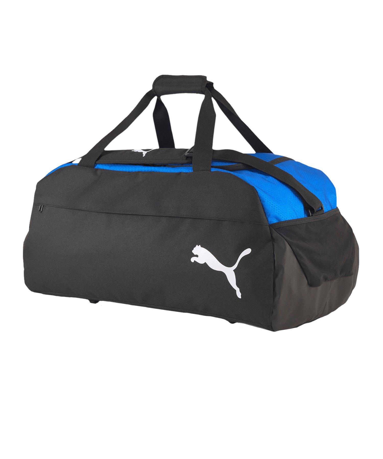 PUMA teamFINAL 21 Teambag Sporttasche Gr. M F02 - blau