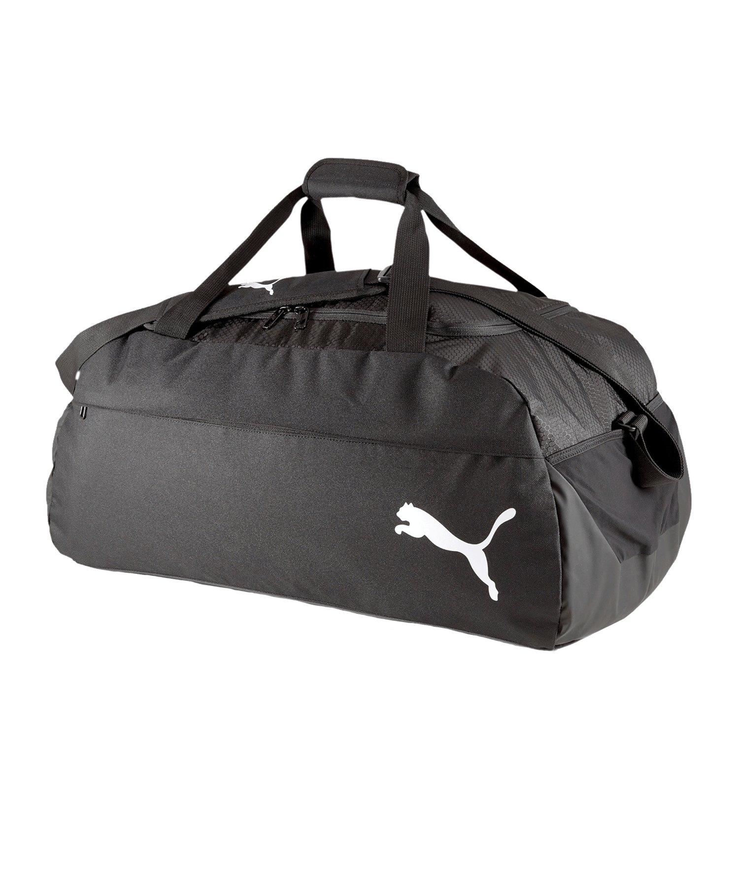 PUMA teamFINAL 21 Teambag Sporttasche Gr. M F03 - schwarz