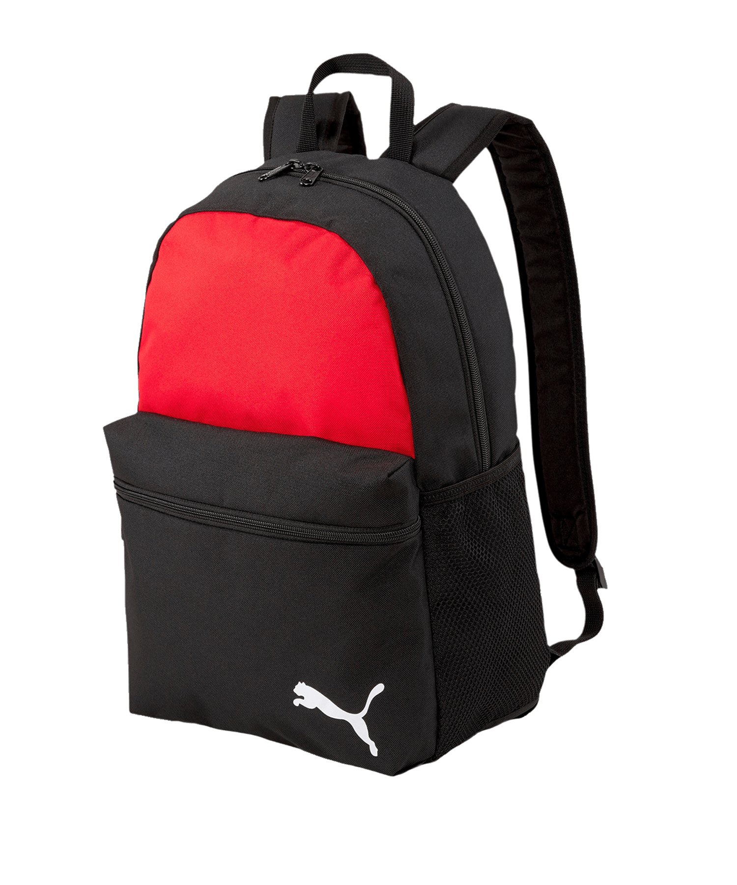 PUMA teamGOAL 23 Backpack Core Rucksack Rot F01 - rot