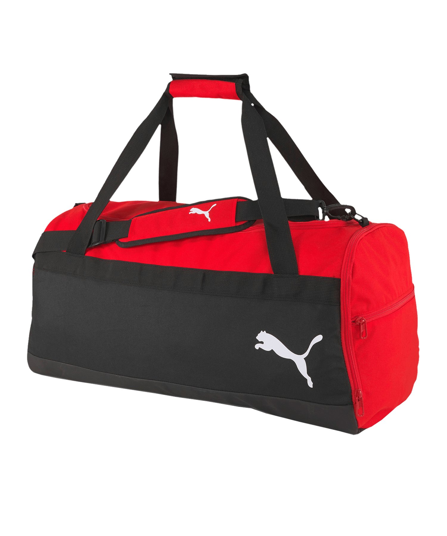 PUMA teamGOAL 23 Teambag Sporttasche Gr. M F01 - rot