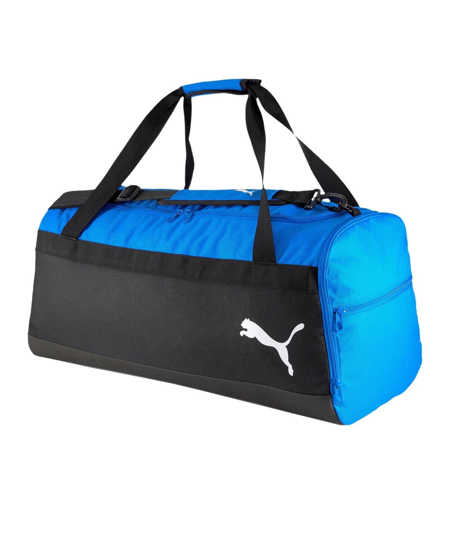 PUMA teamGOAL 23 Teambag Sporttasche Gr. M F02 - blau