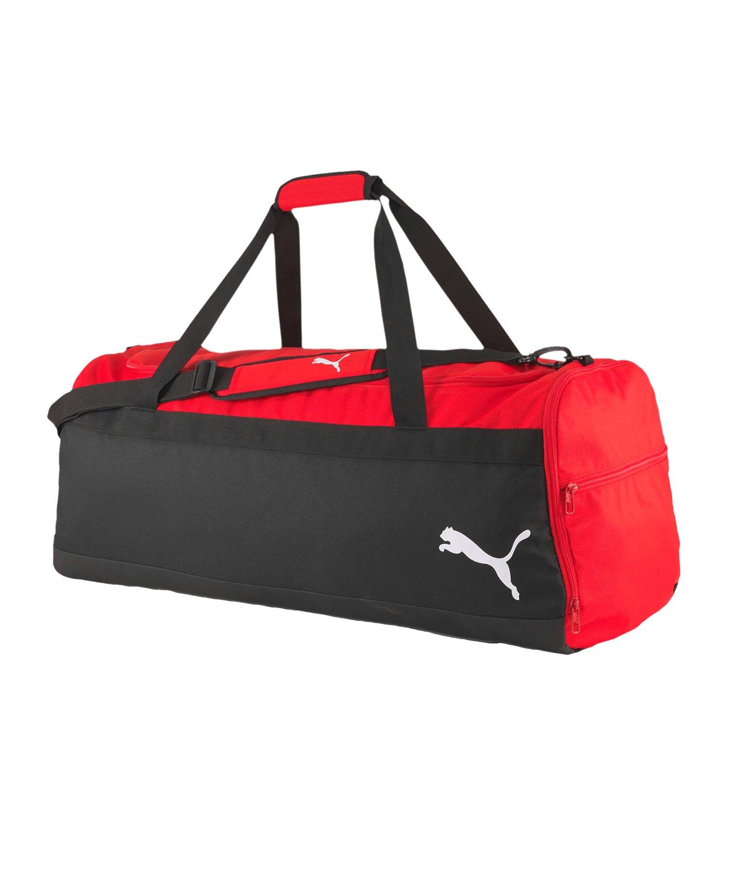 PUMA teamGOAL 23 Teambag Sporttasche GR. L F01 - rot