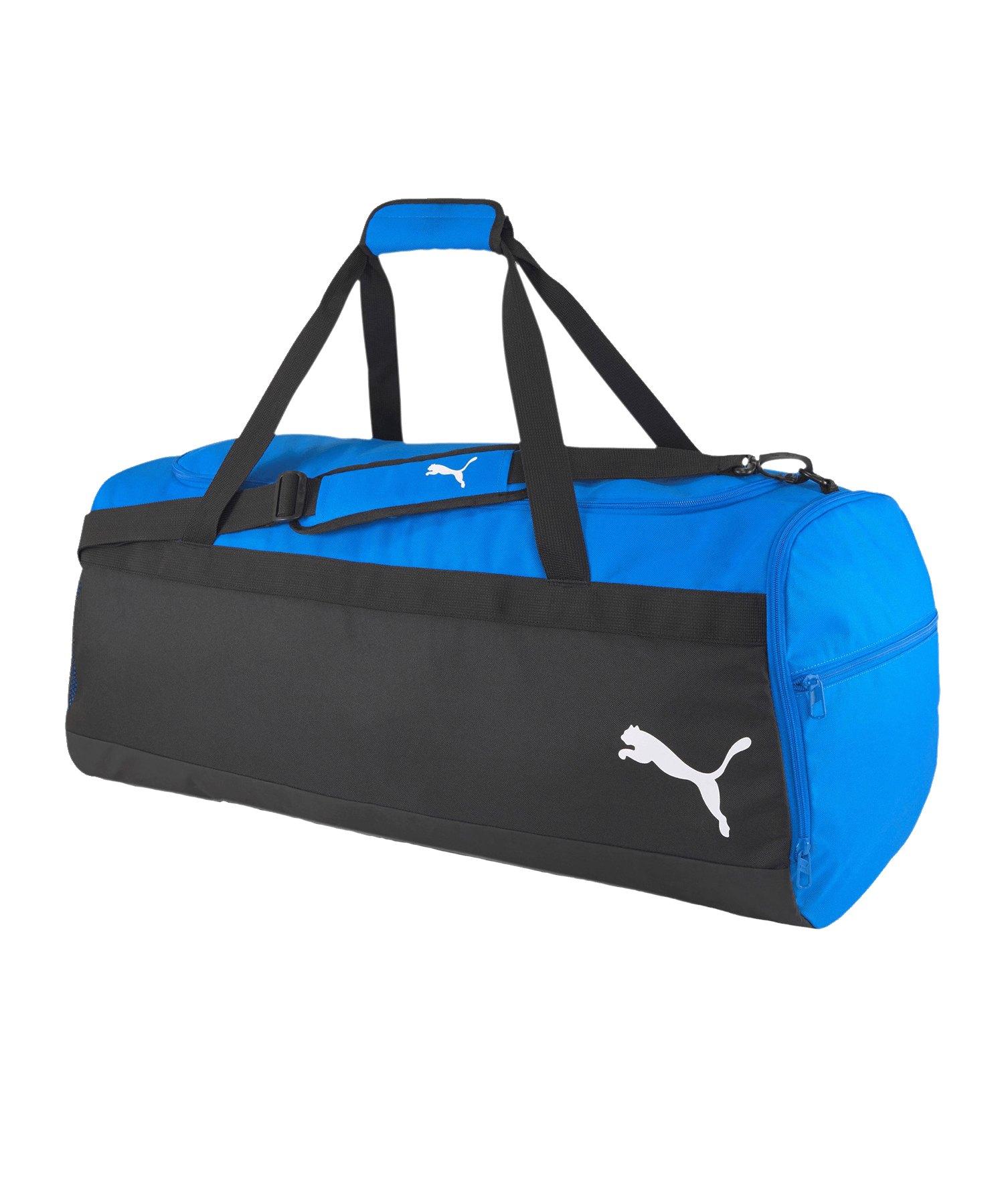 PUMA teamGOAL 23 Teambag Sporttasche GR. L F02 - blau